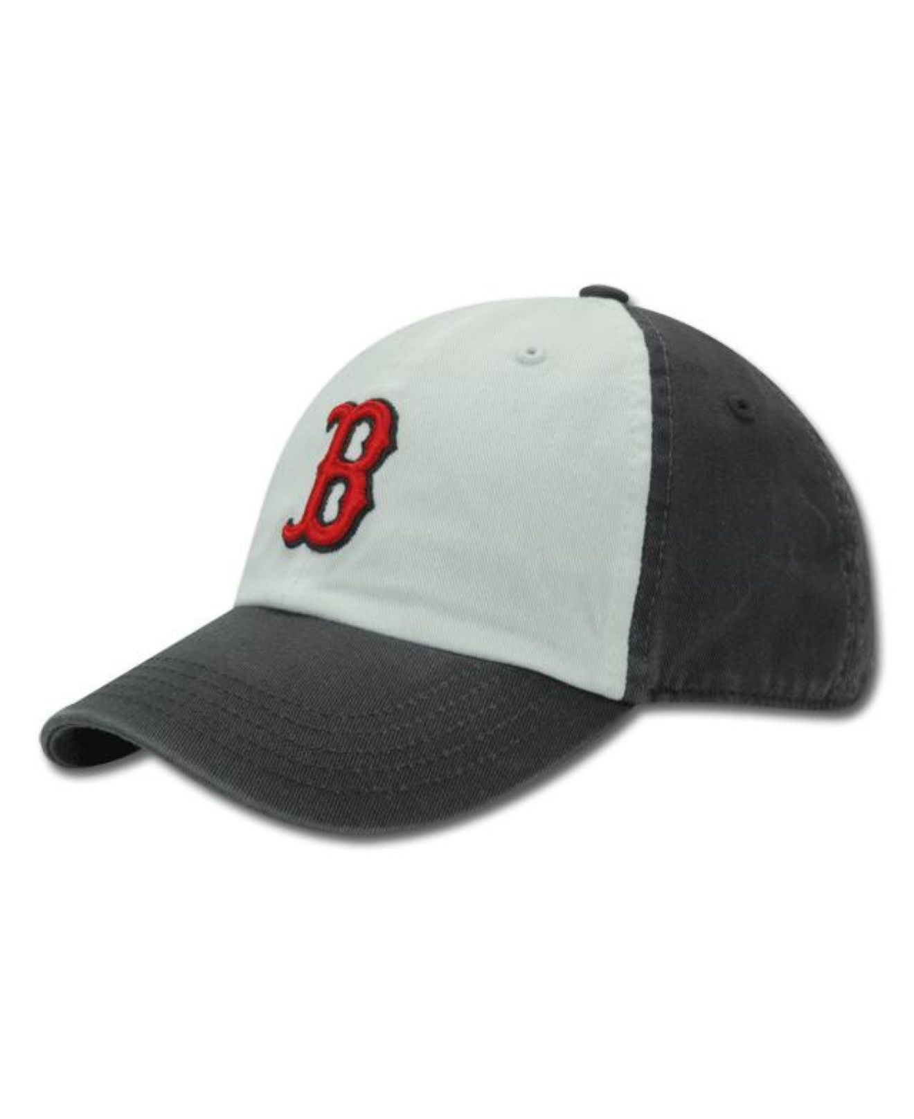 faa617479922d ... new zealand lyst 47 brand boston red sox hall of famer franchise cap in  blue 5fad2