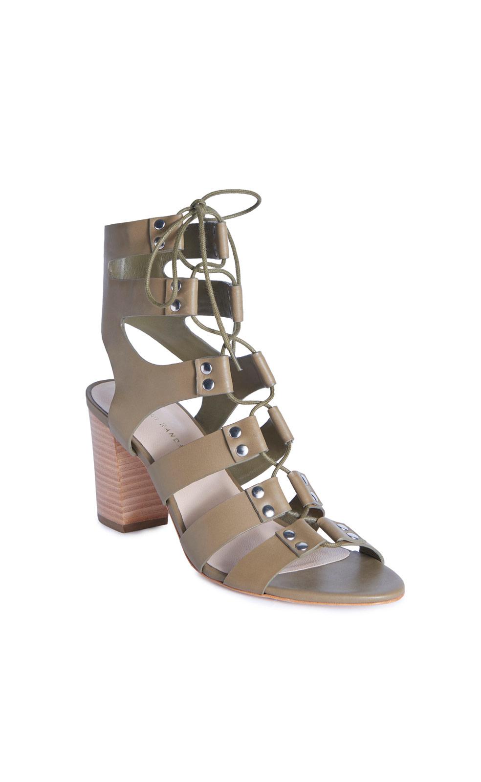 c1cfd5e02a68 Rebecca Taylor Loeffler Randall Hana Gladiator Lace Up Sandal in ...
