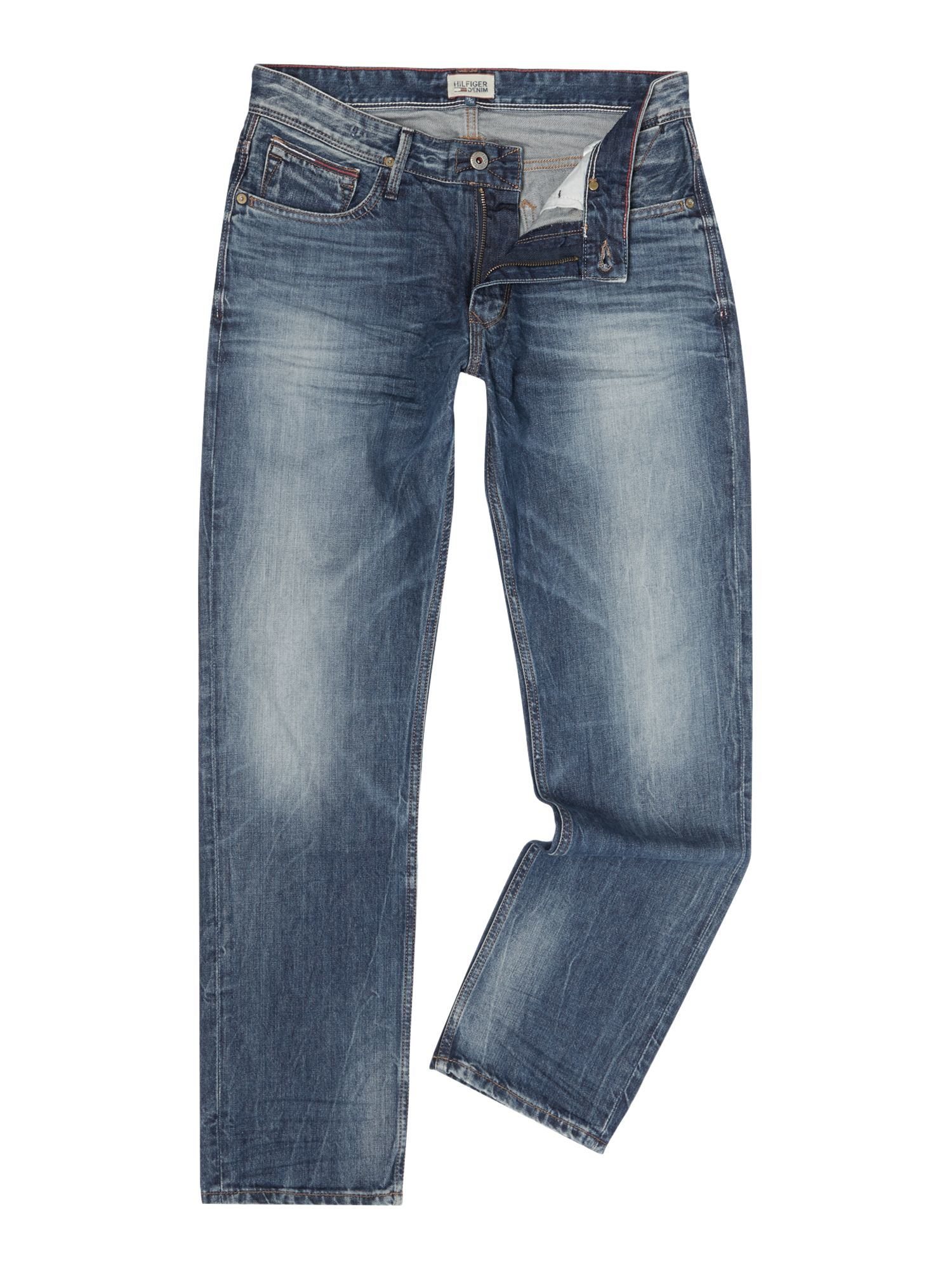 Tommy hilfiger Ryan Peb Jeans in Blue for Men - Save 50% | Lyst