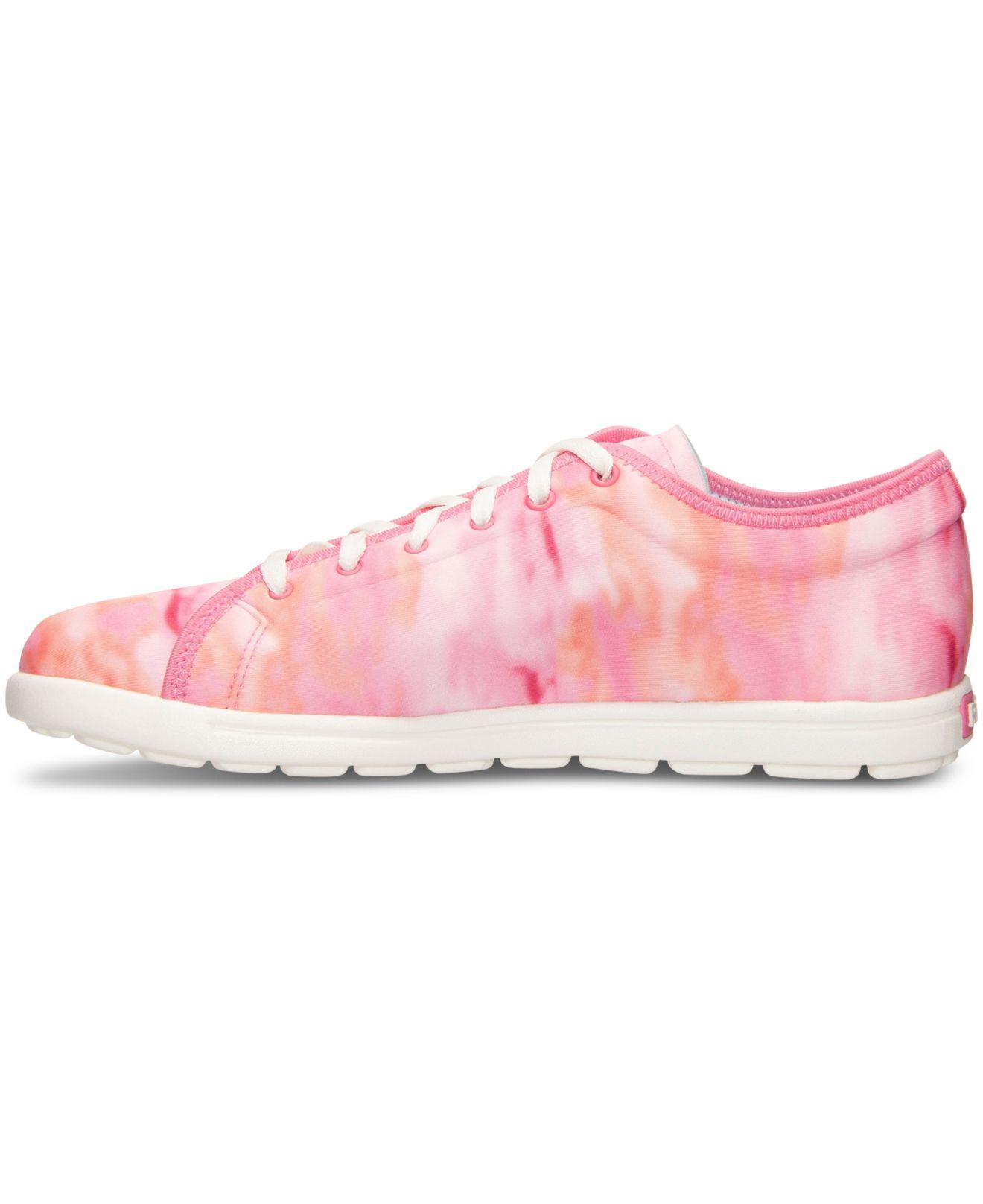 a82bf4dd6780 Lyst - Reebok Women s Skyscape Runaround 2.0 Walking Sneakers From ...