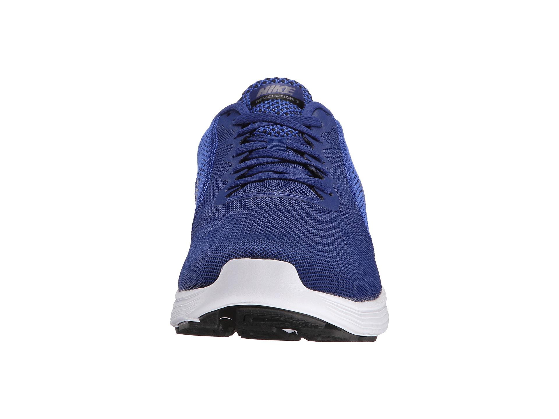 f2caee87157 Nike Revolution 3 Men s Shoe White Blue