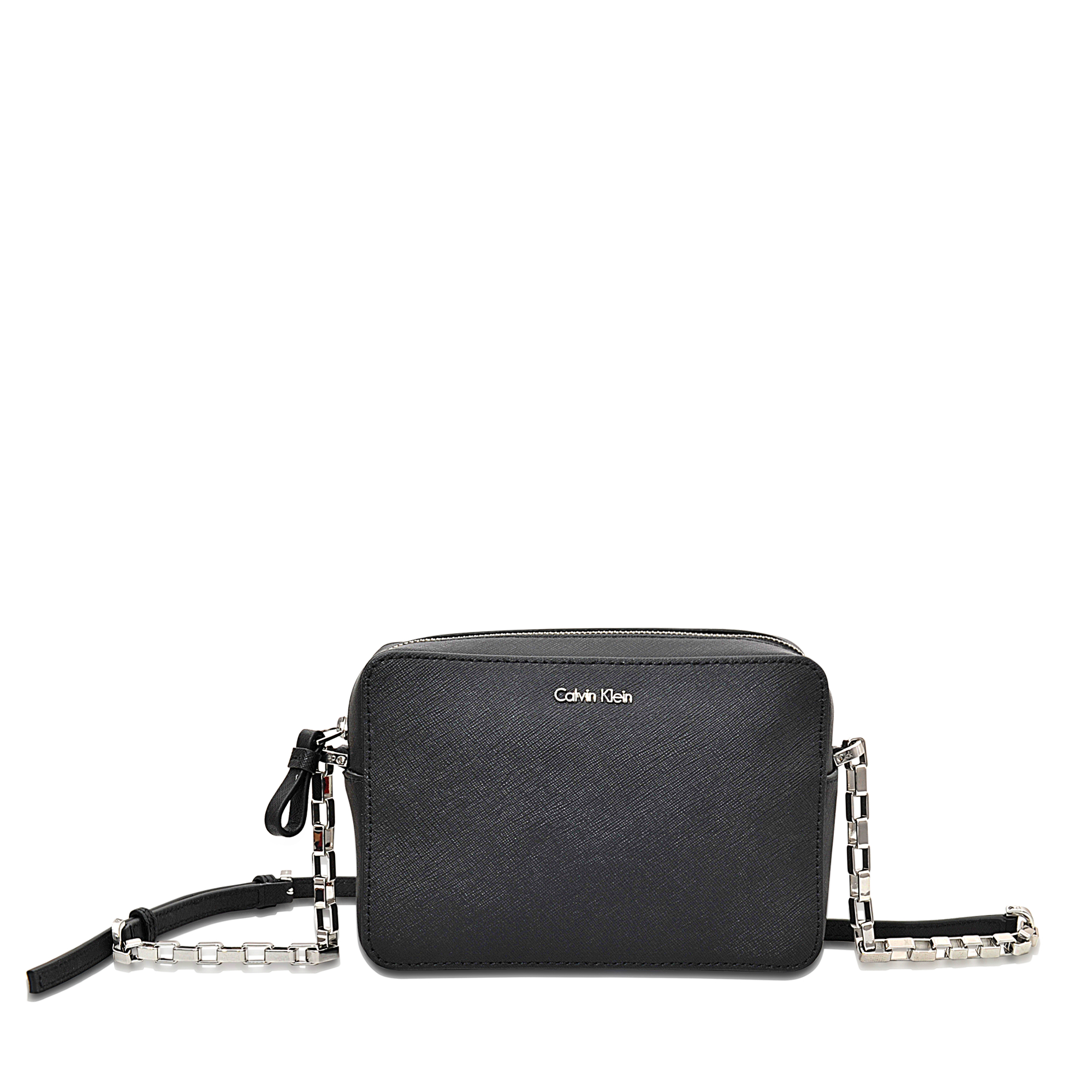Calvin Klein Sofie Mini Crossbody Bag in Black - Lyst fd0b39679514b