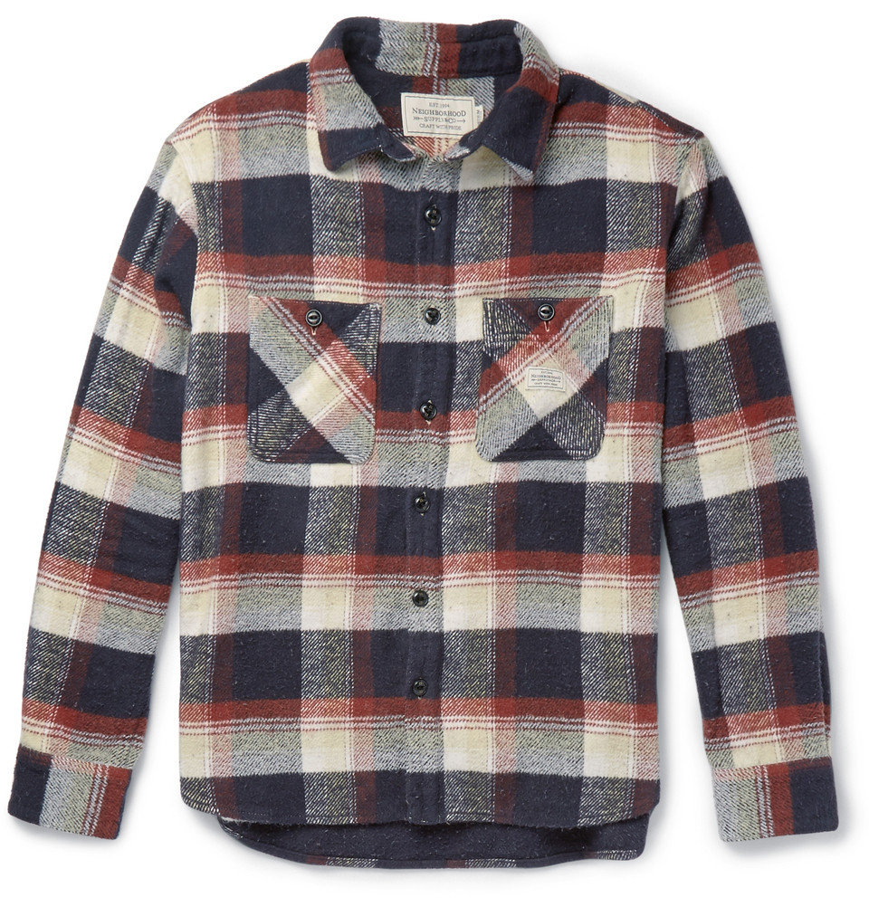 neighborhood-red-checked-cotton-flannel-