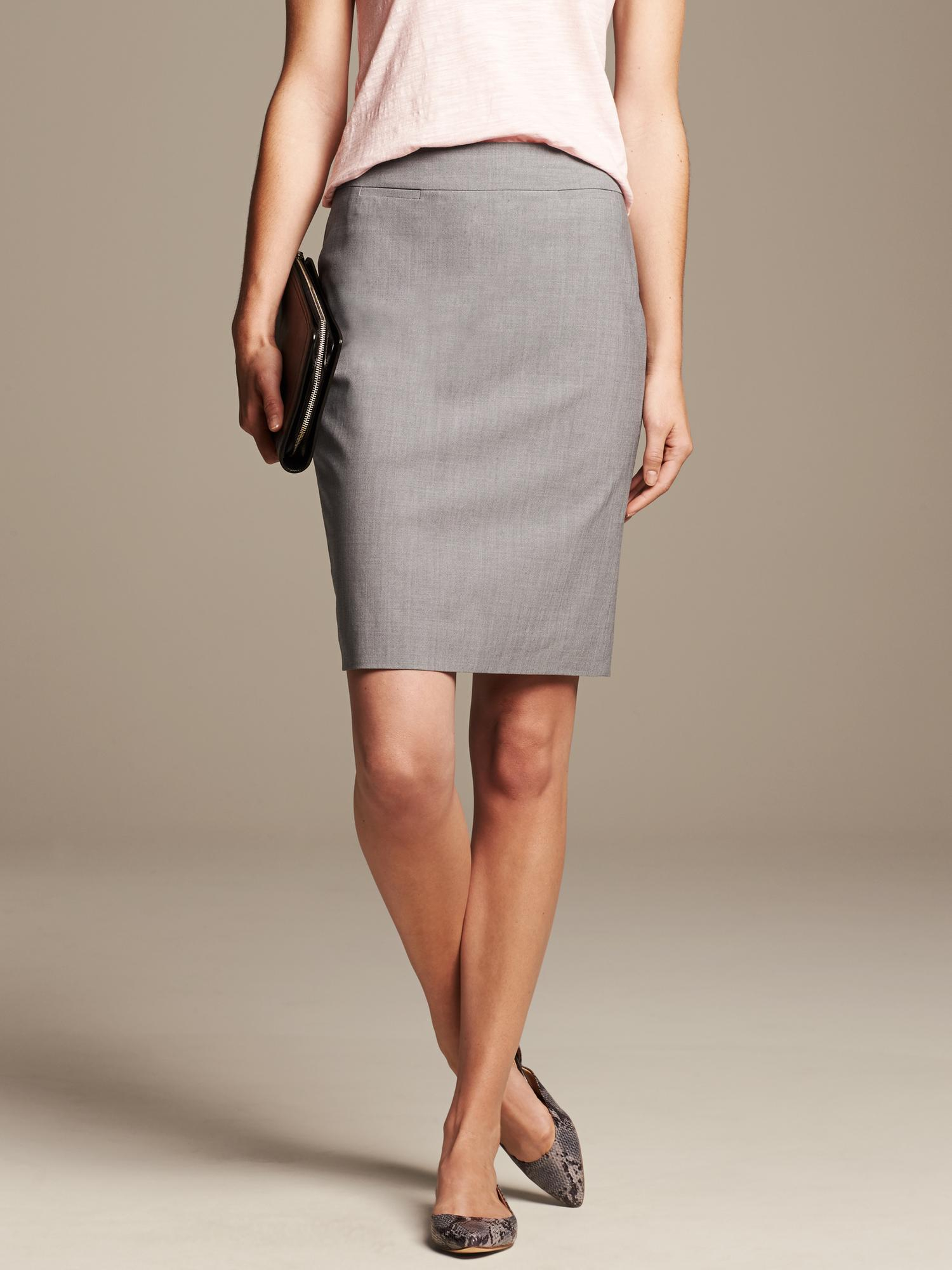 Banana Republic Pencil Skirt - Skirts