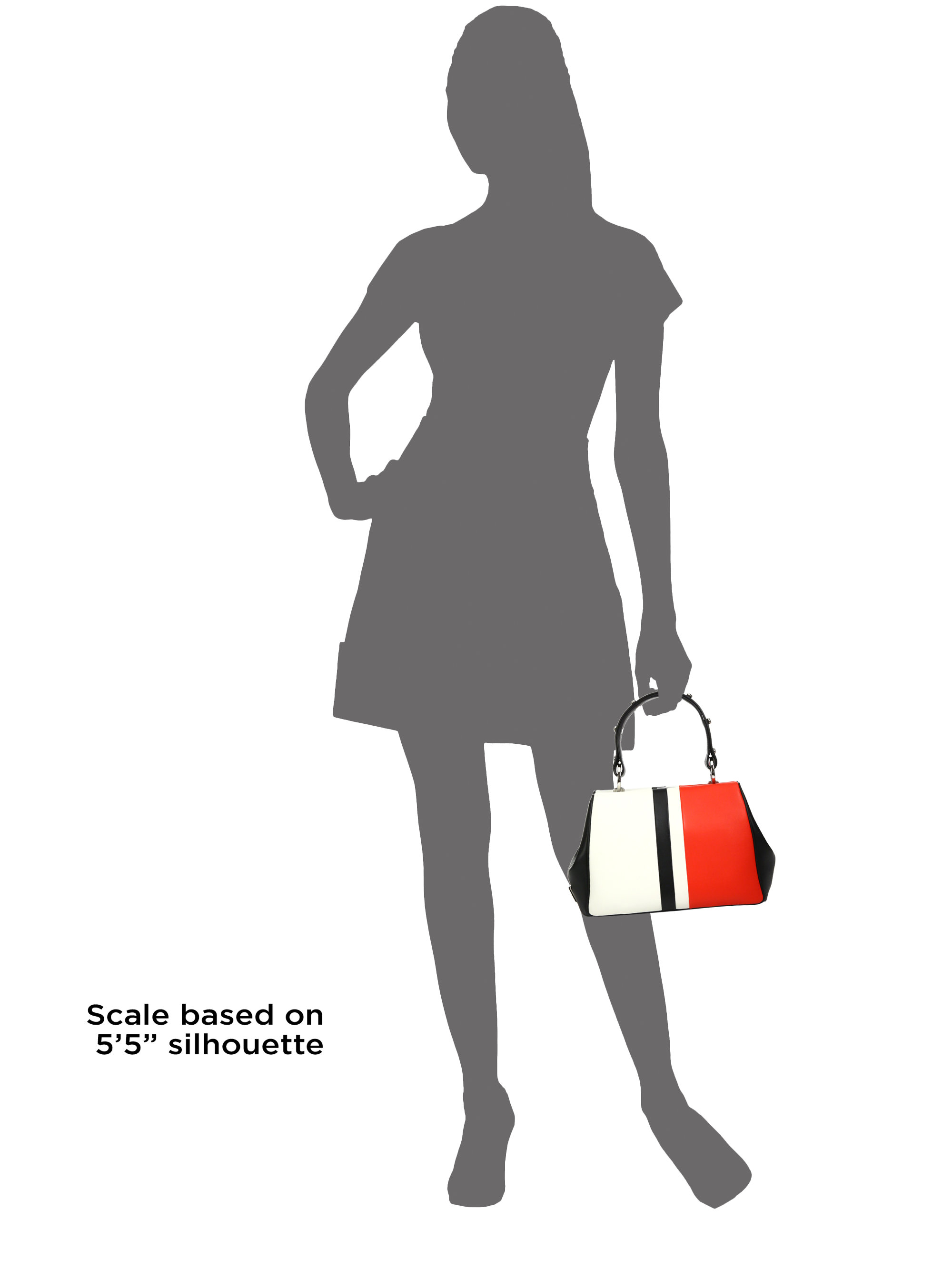 prada galleria bag - Prada Calf Baiadera Small Frame Bag in Black (white-red)   Lyst