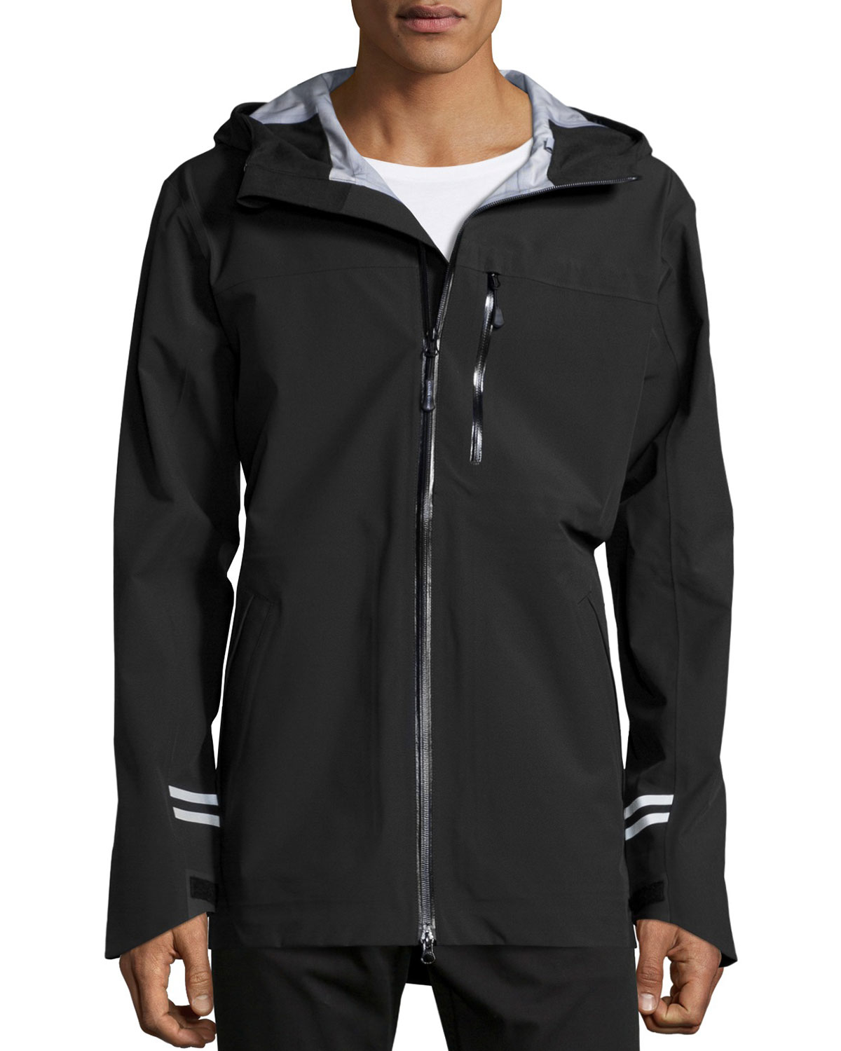 Canada Goose' Coastal Shell Jacket - Men's Medium - Black
