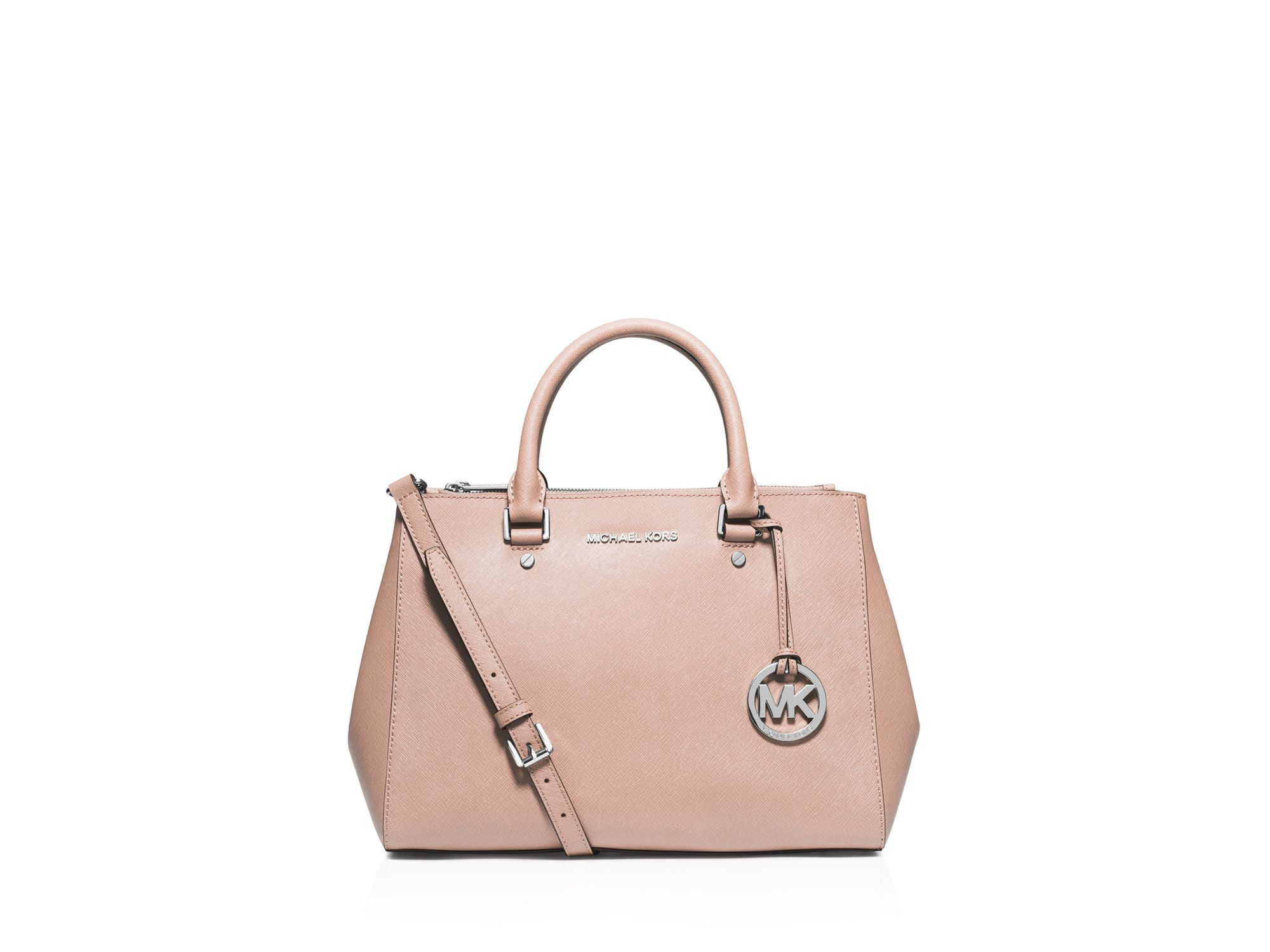 de8f25956fb1 Gallery. Previously sold at  Bloomingdale s · Women s Michael By Michael  Kors Sutton ...