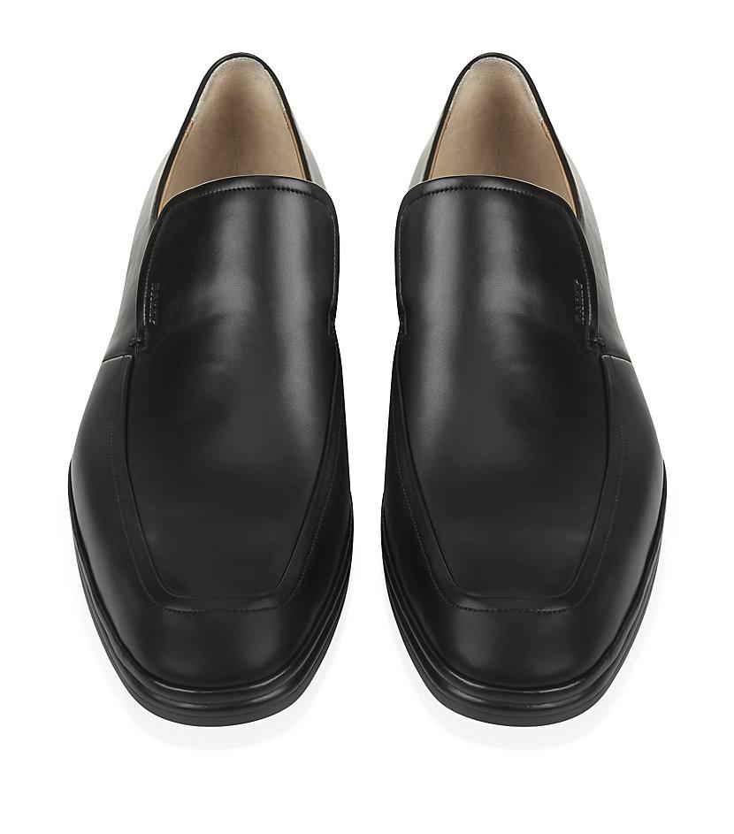 bally nexaro shoe in black for lyst