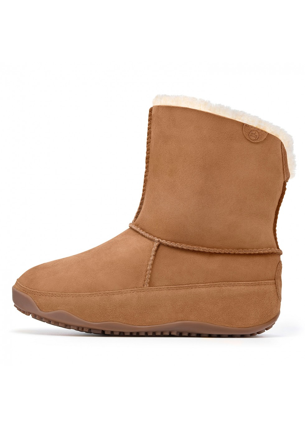 3f4f6d56f22643 Fitflop Mukluk Boots Size 7 in Brown - Lyst