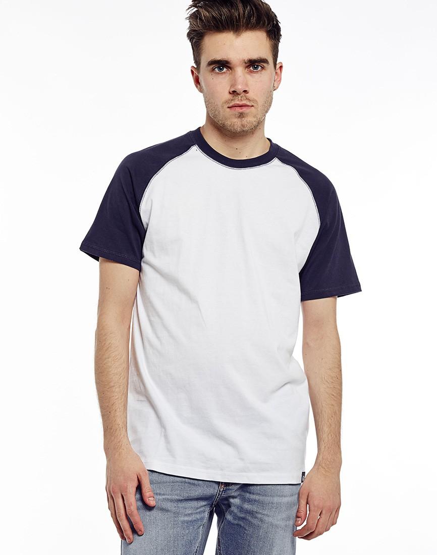 Dickies Destin T-shirt in Blue for Men