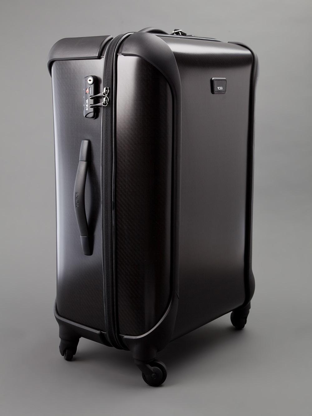 Tumi Hardshell Suitcase In Black For Men Lyst