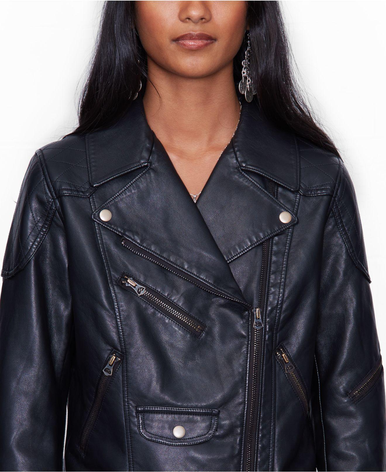 Lyst - Lauren by Ralph Lauren Plus Size Quilted Jacket in