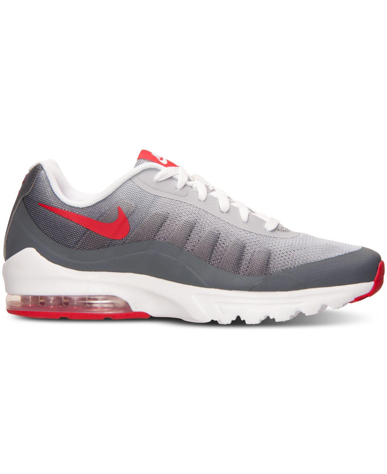 d75d5cd69d Lyst - Nike Men s Air Max Invigor Print Running Sneakers From Finish ...