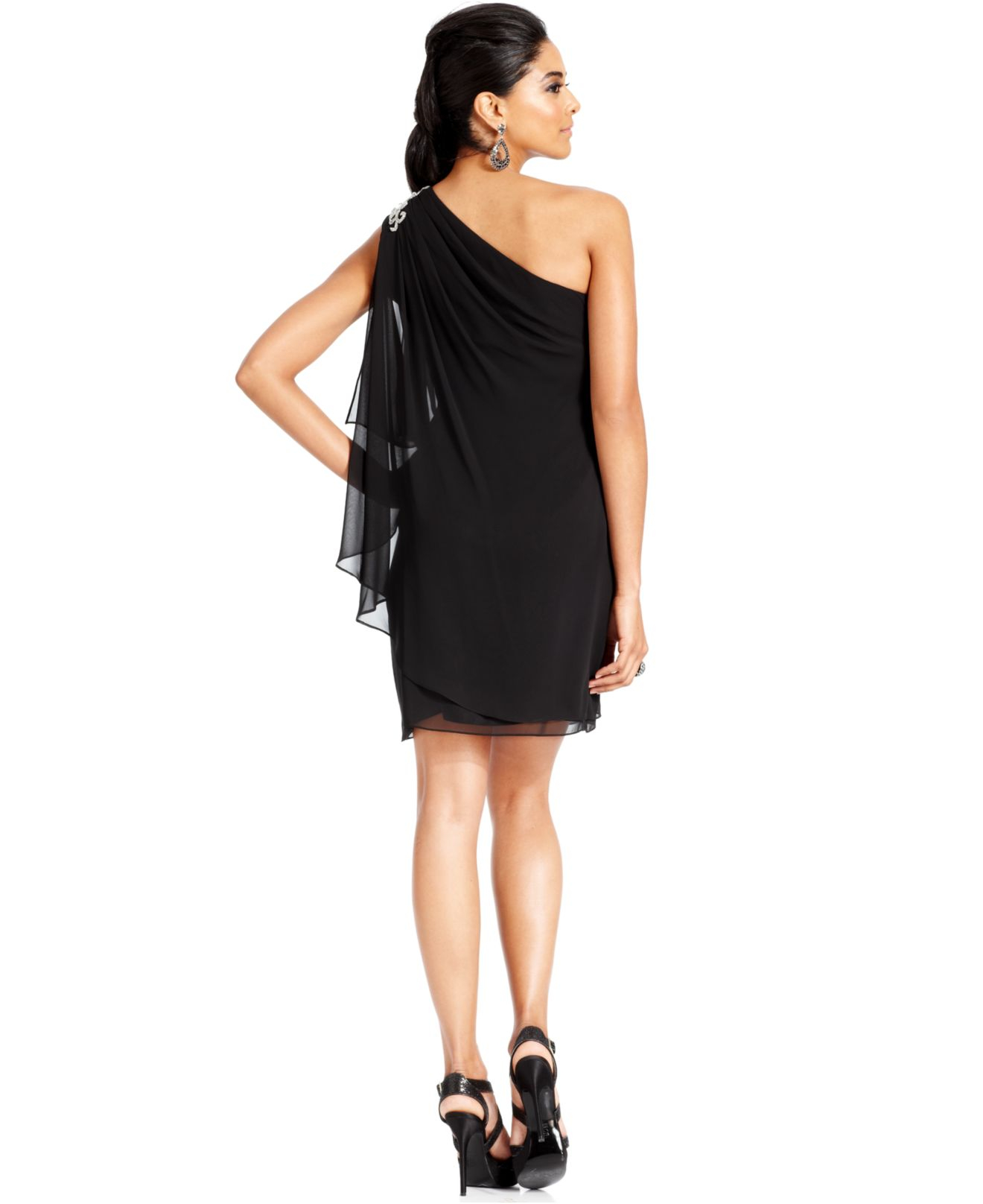 JS Boutique One Shoulder Dresses