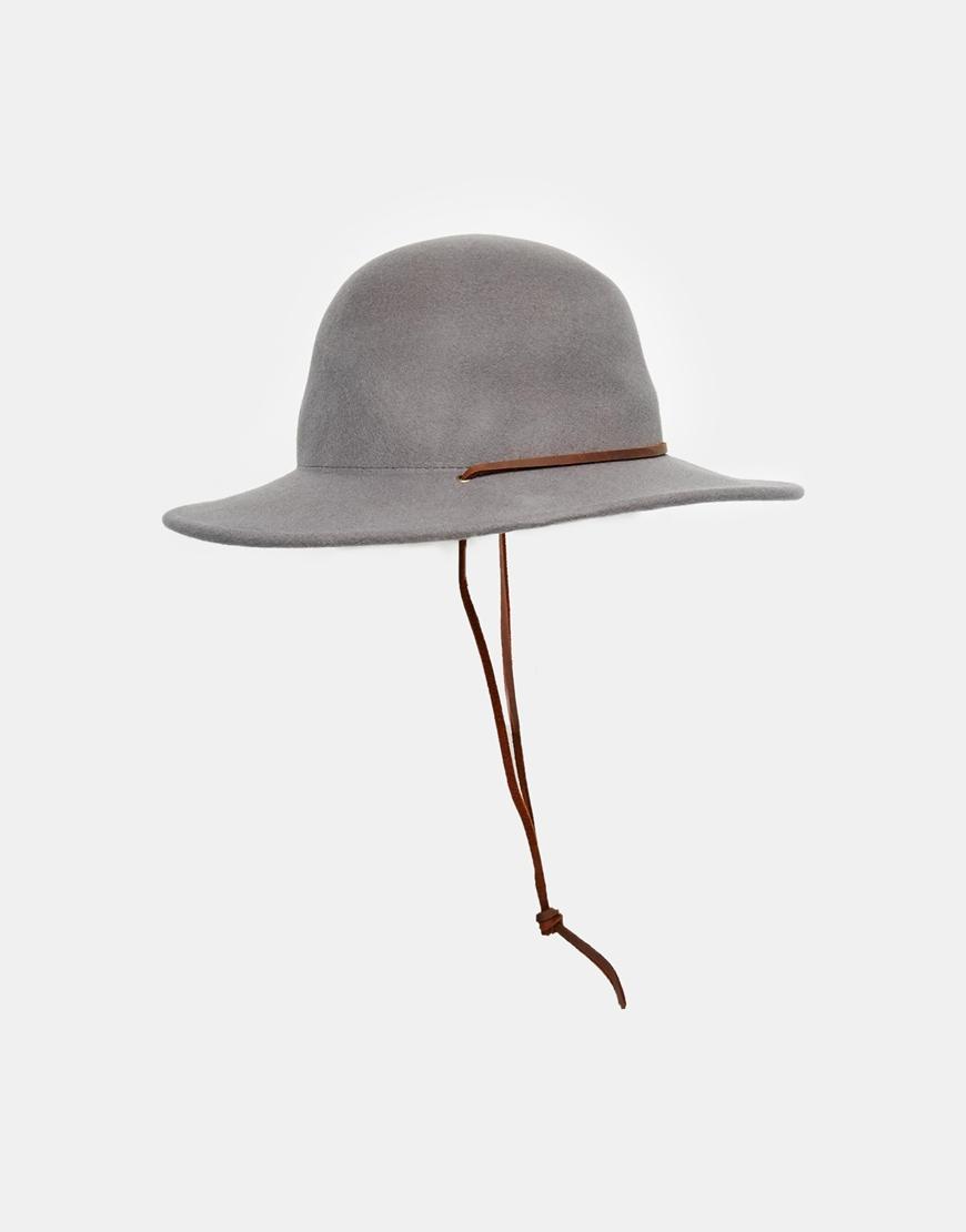 994f9392d5 low cost brixton tiller hat grey 8ae44 0f361