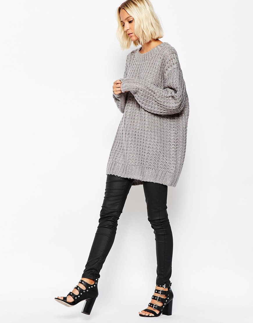 8e0f815d96 Gallery. Women s Striped Sweaters Women s Cable Knit ...