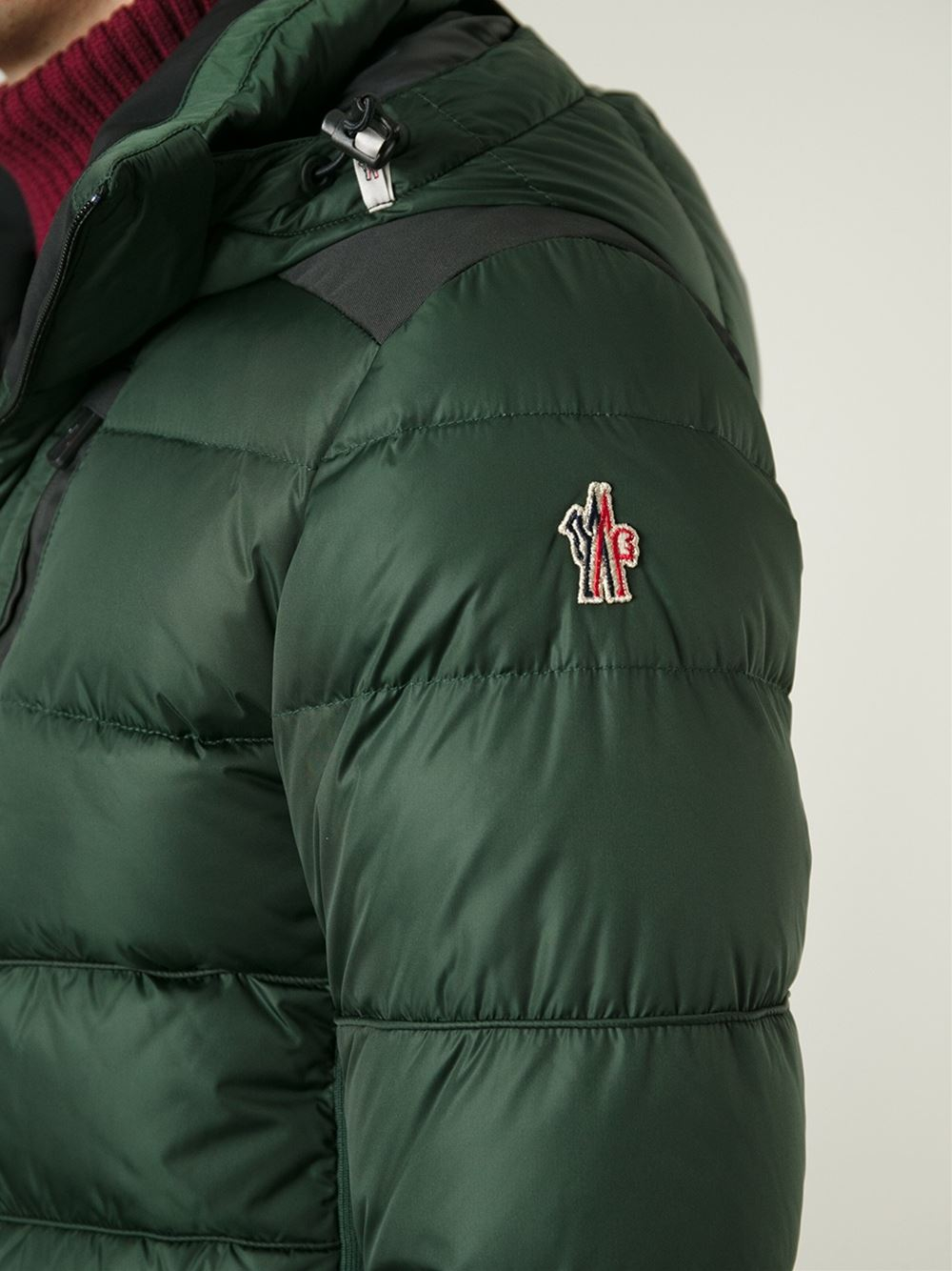 moncler grenoble green