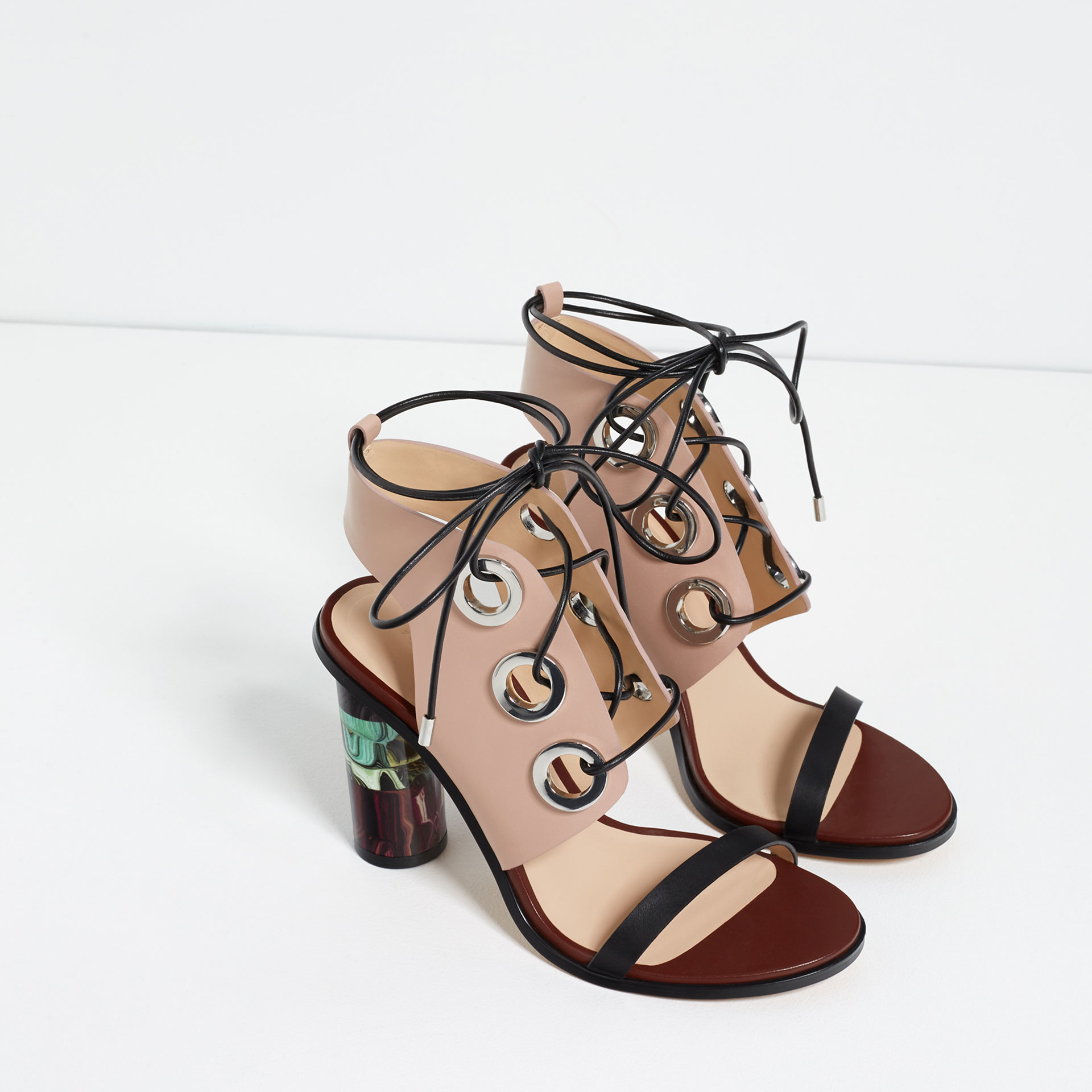 Womens sandals zara