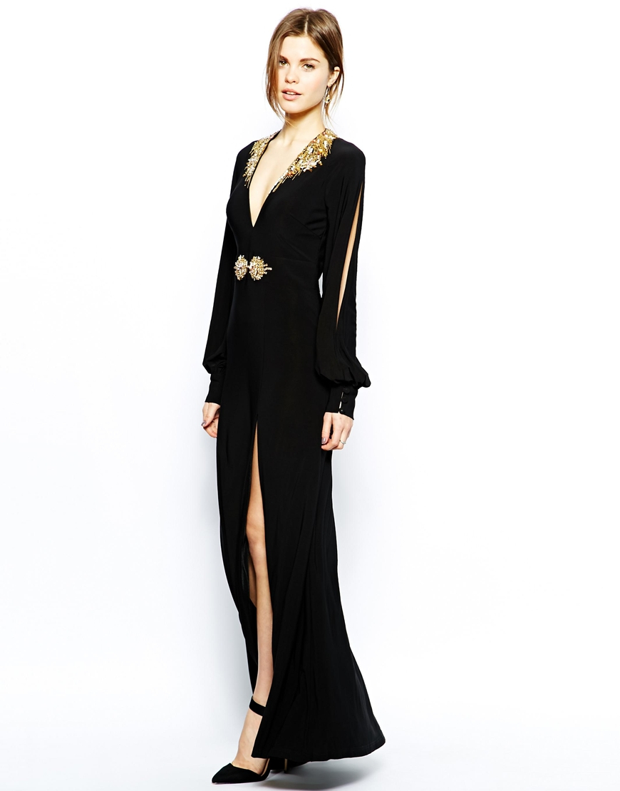 Unique Maxi Dress