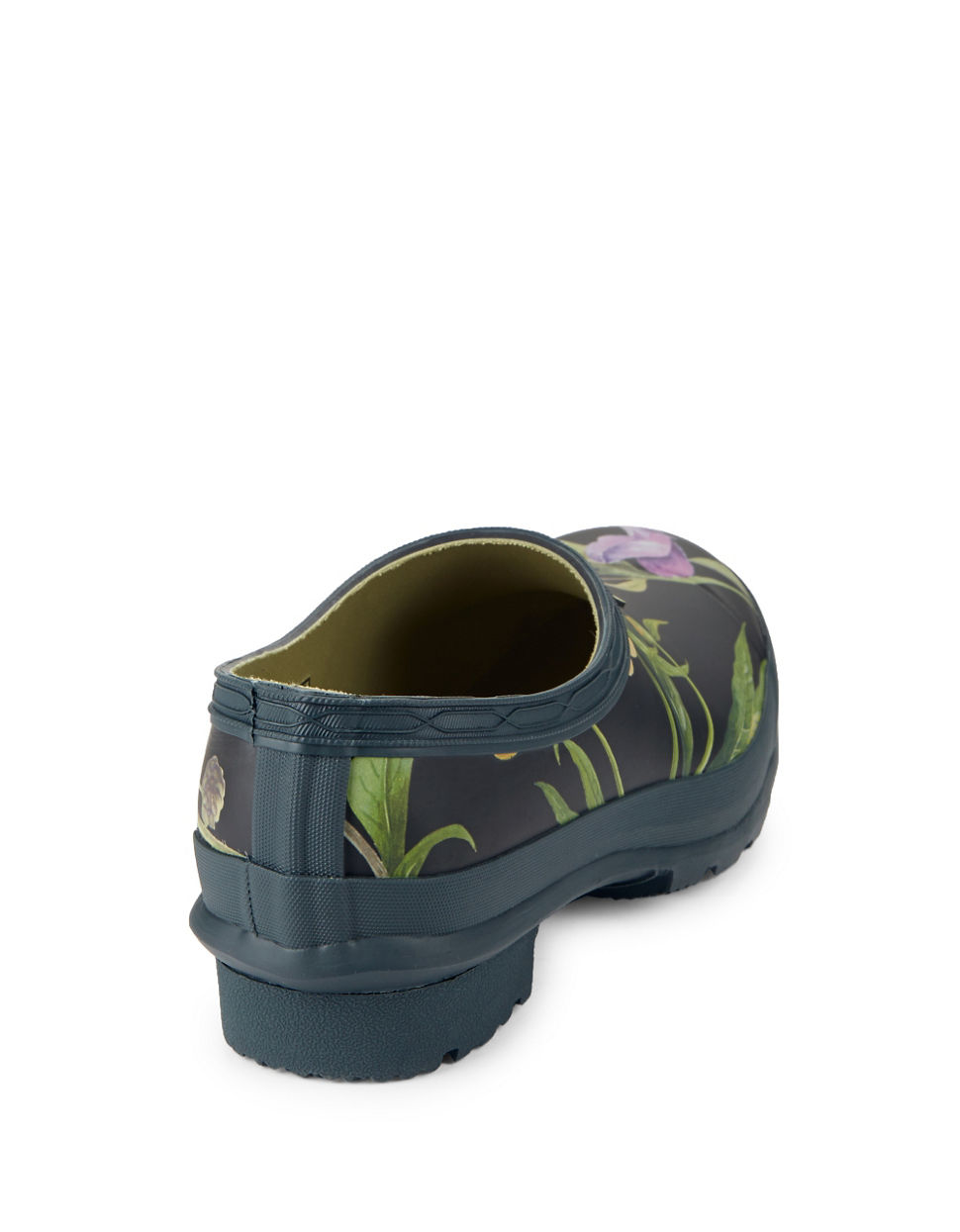 Hunter Royal Horticulture Gardening Clogs in Black Lyst