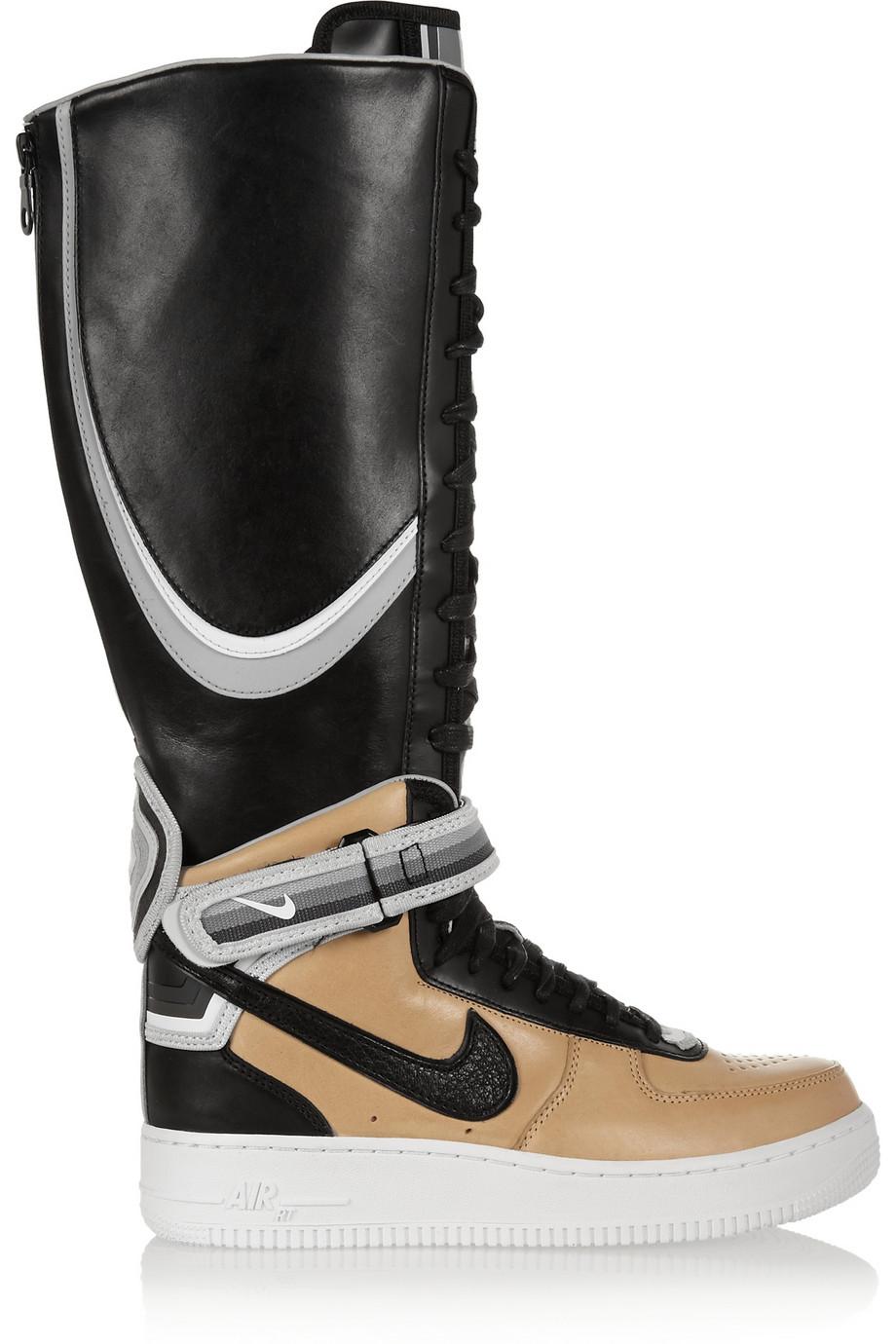 Nike Riccardo Tisci Air Force 1 Leather High Top