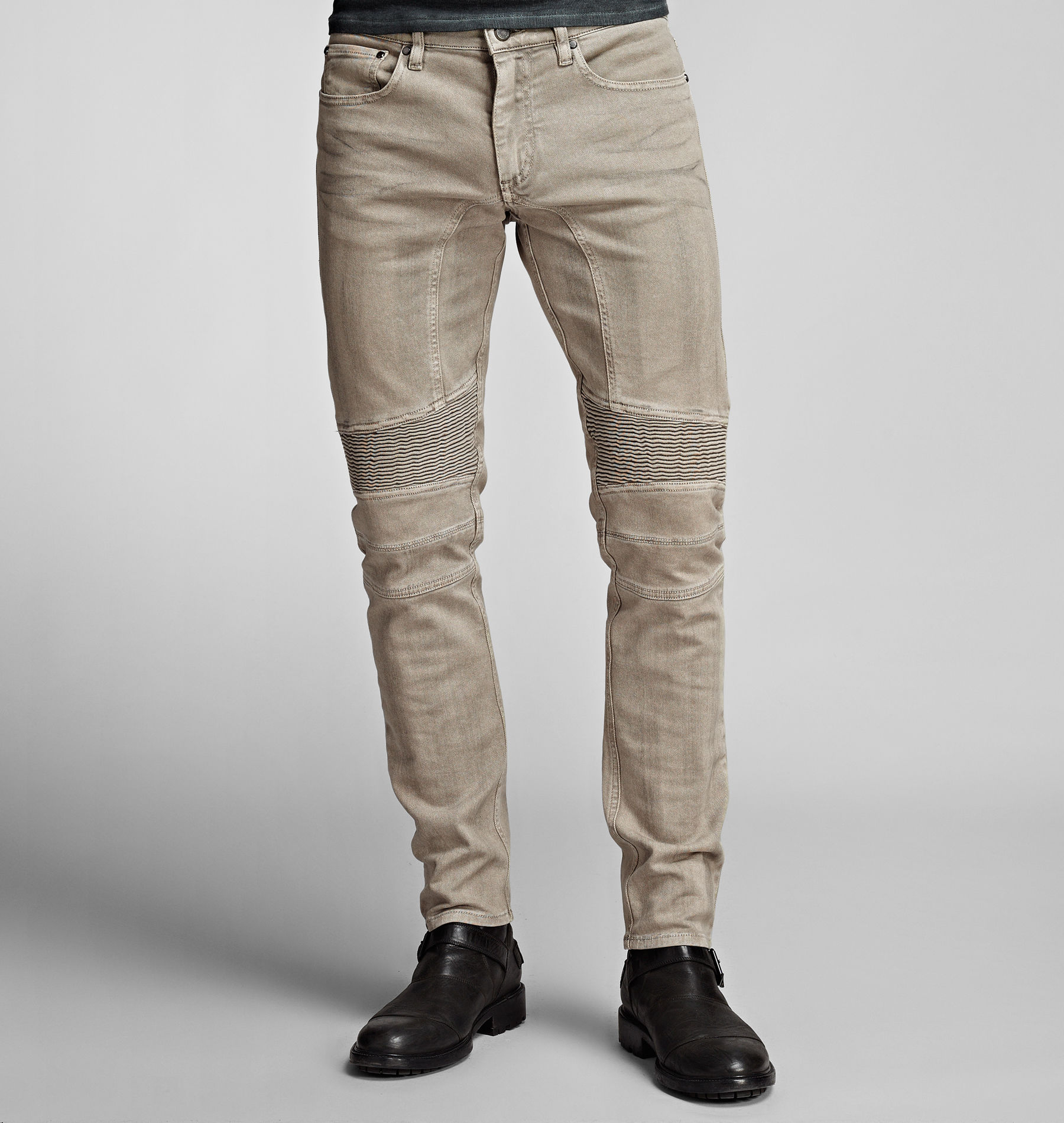 48a3931f8251 Belstaff Slim Fit Eastham Jeans in Brown for Men - Lyst