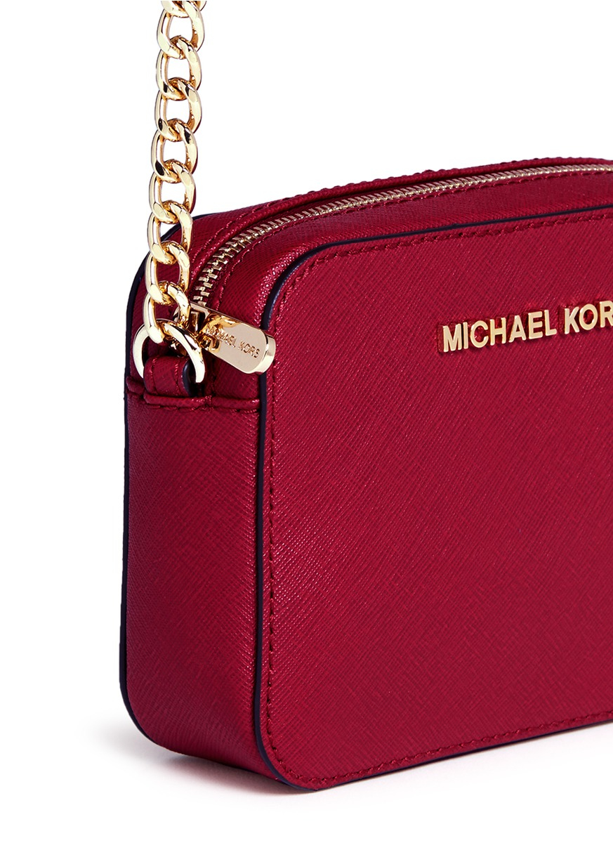 3d1b02f6bbba9 Gallery. Previously sold at  Lane Crawford · Women s Michael By Michael  Kors Jet Set ...