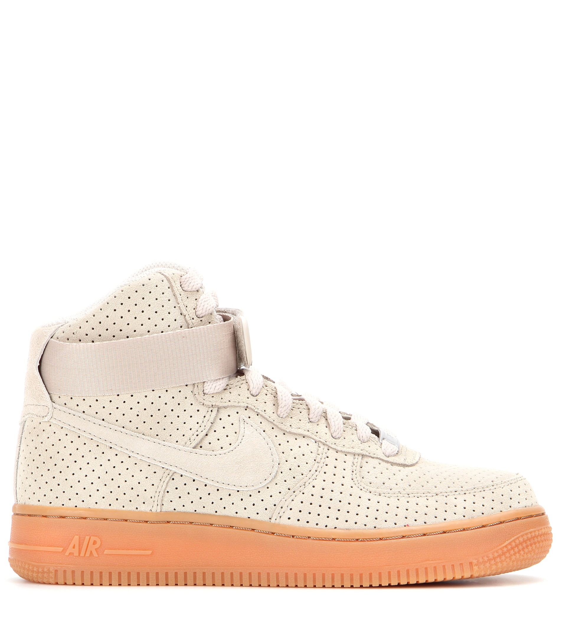 Nike Air Force 1 Premium Suede Trainers