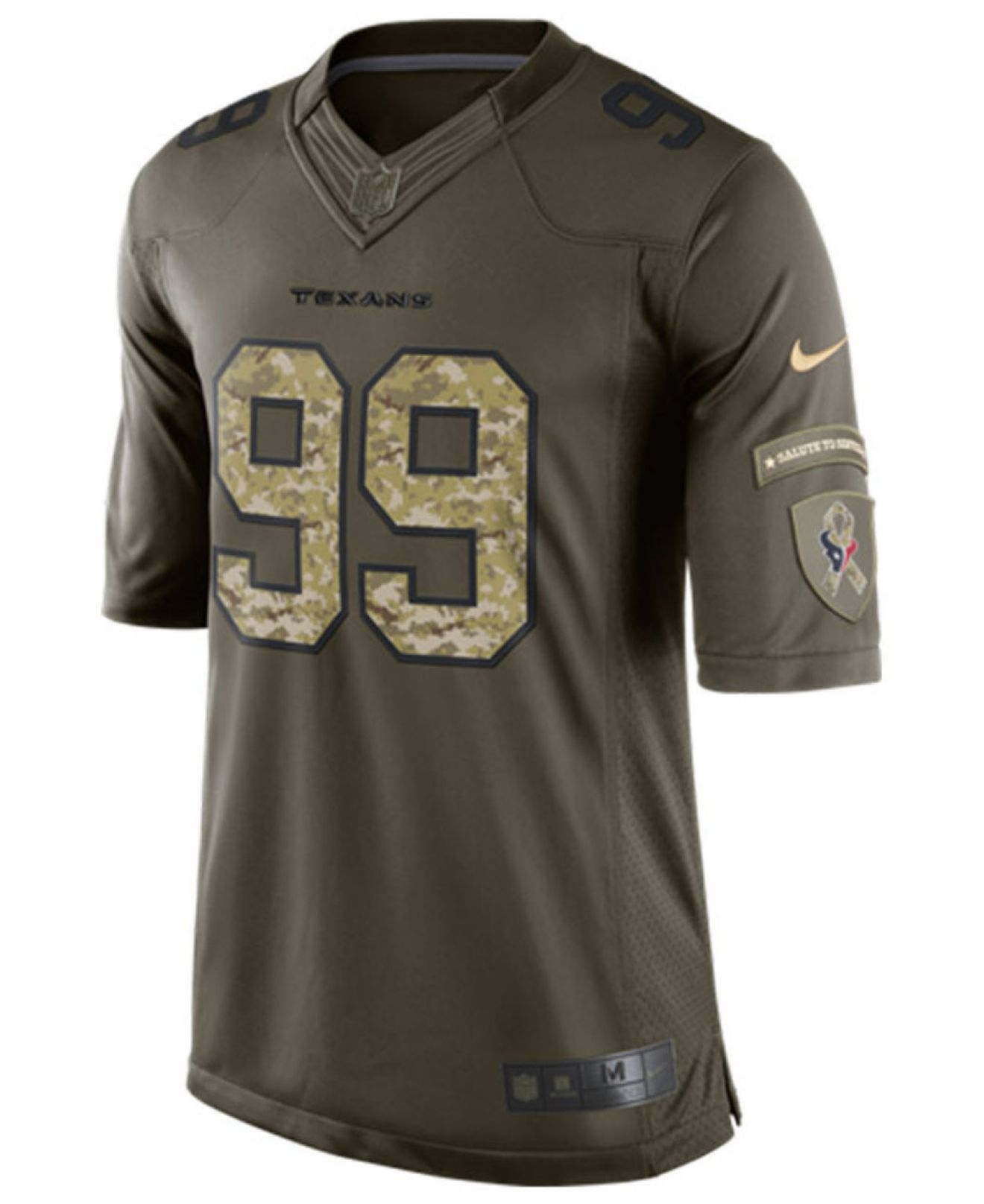 7361d4c0f ... shopping lyst nike mens j.j. watt houston texans salute to service  jersey 96acb 4c562