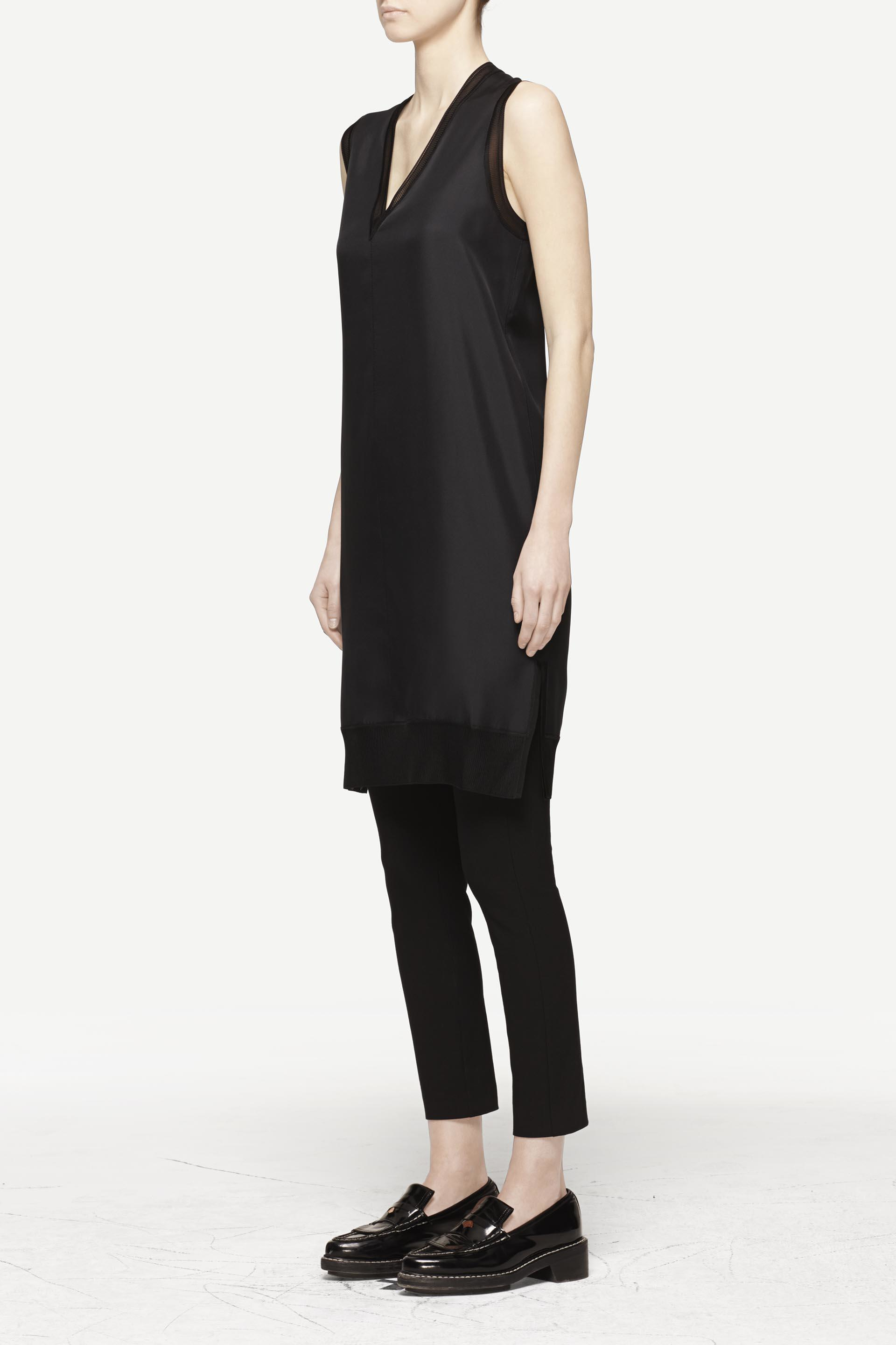 Lyst Rag Amp Bone Maude Dress In Black