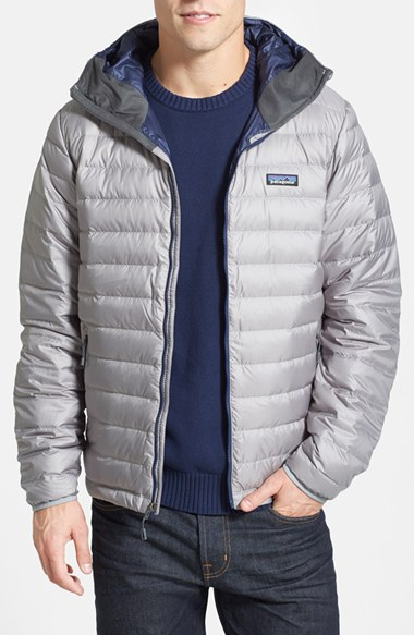 Patagonia Packable Windproof Water Resistant Goose Down Sweater