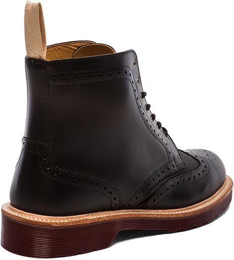 dr Martens Brogues Boots dr Martens Bentley Brogue