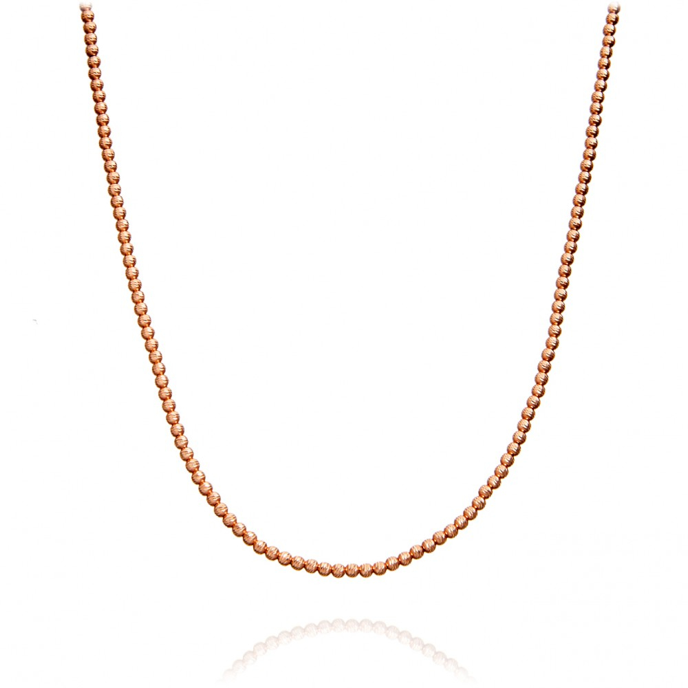 Carolina Bucci Heart 18-karat Yellow And Rose Gold Necklace