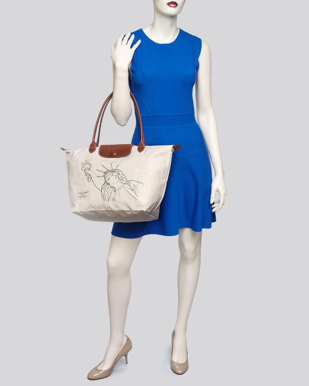 Longchamp Statue Of Liberty Bag