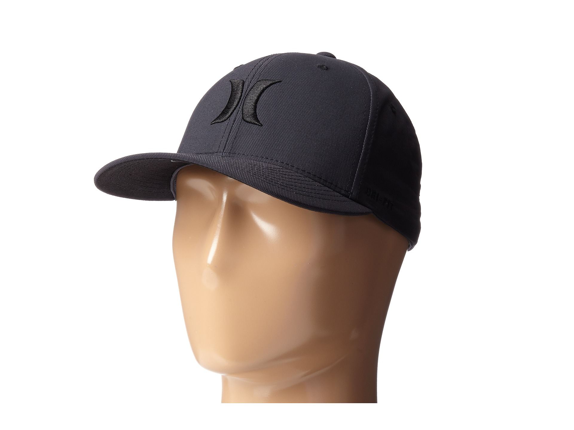 Lyst - Hurley Dry Out Flexfit Permacurve Hat in Blue for Men 6a42347d22c