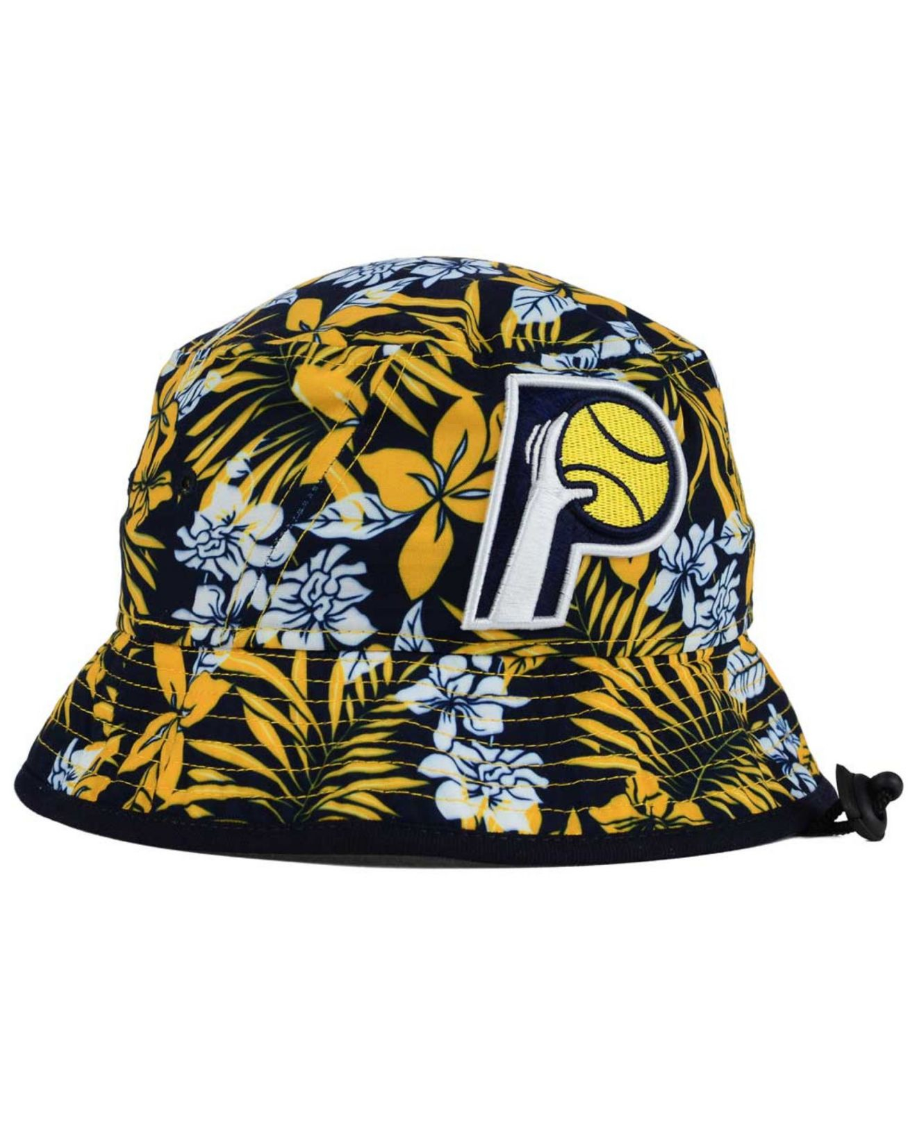 online store ca35f 840ad KTZ Indiana Pacers Wowie Bucket Hat in Yellow for Men - Lyst