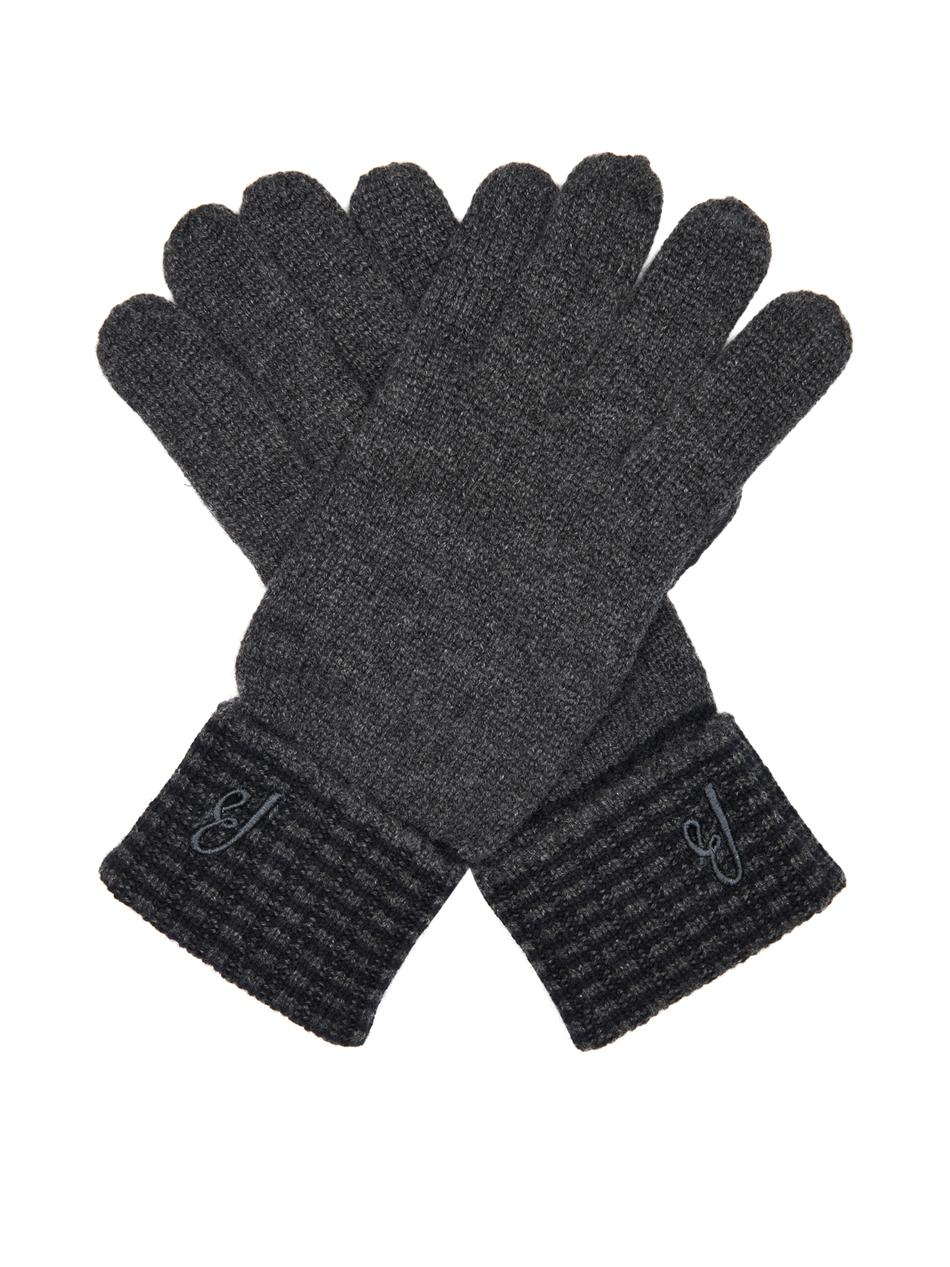 Mens leather gloves grey - Gallery Previously Sold At Matchesfashion Com Men S Leather Gloves