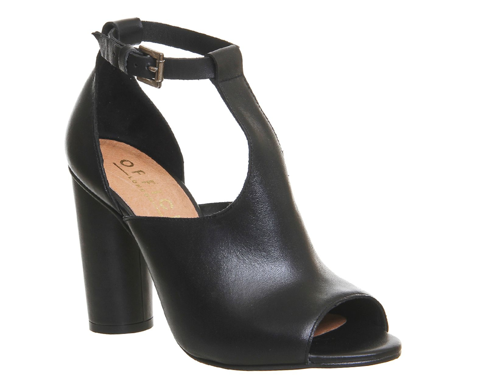 office around shoe boots in black lyst