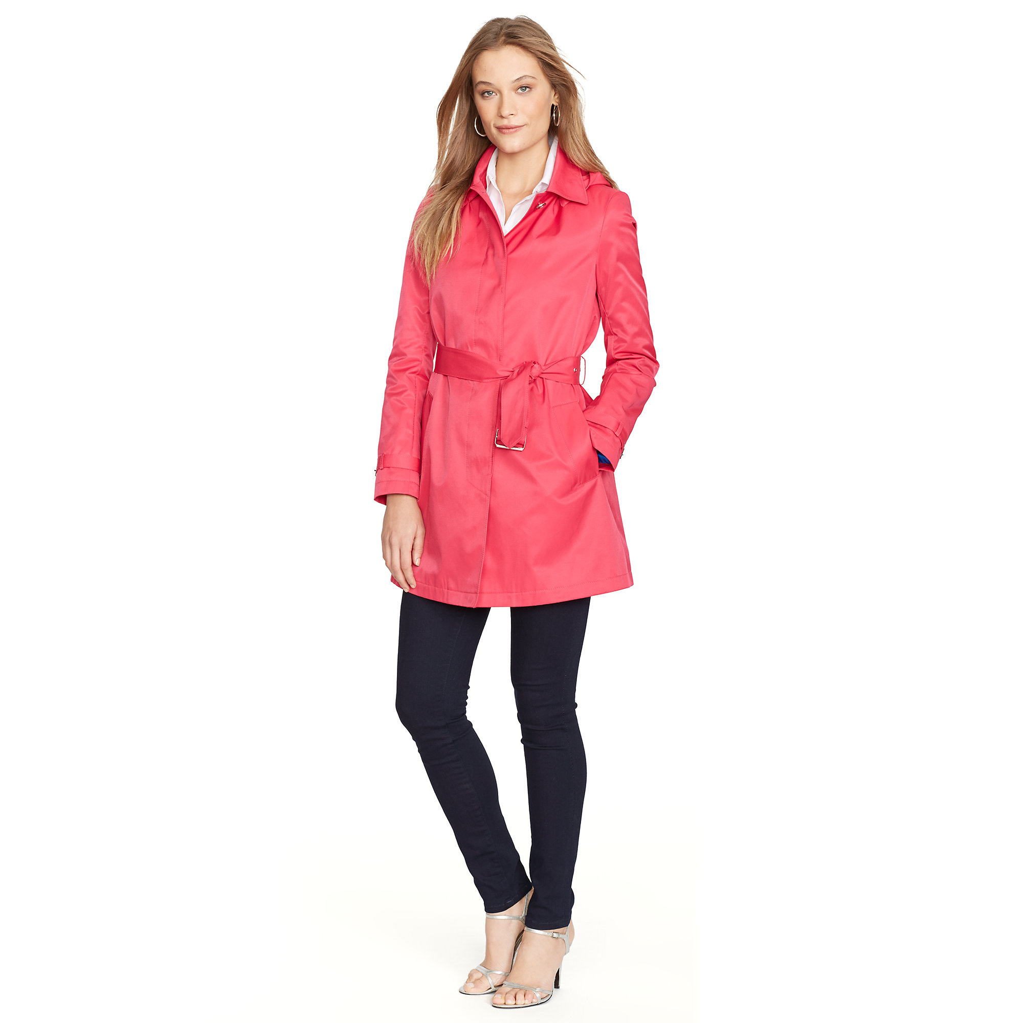 Shop for light pink trench coat online at Target. Free shipping on purchases over $35 and save 5% every day with your Target REDcard.