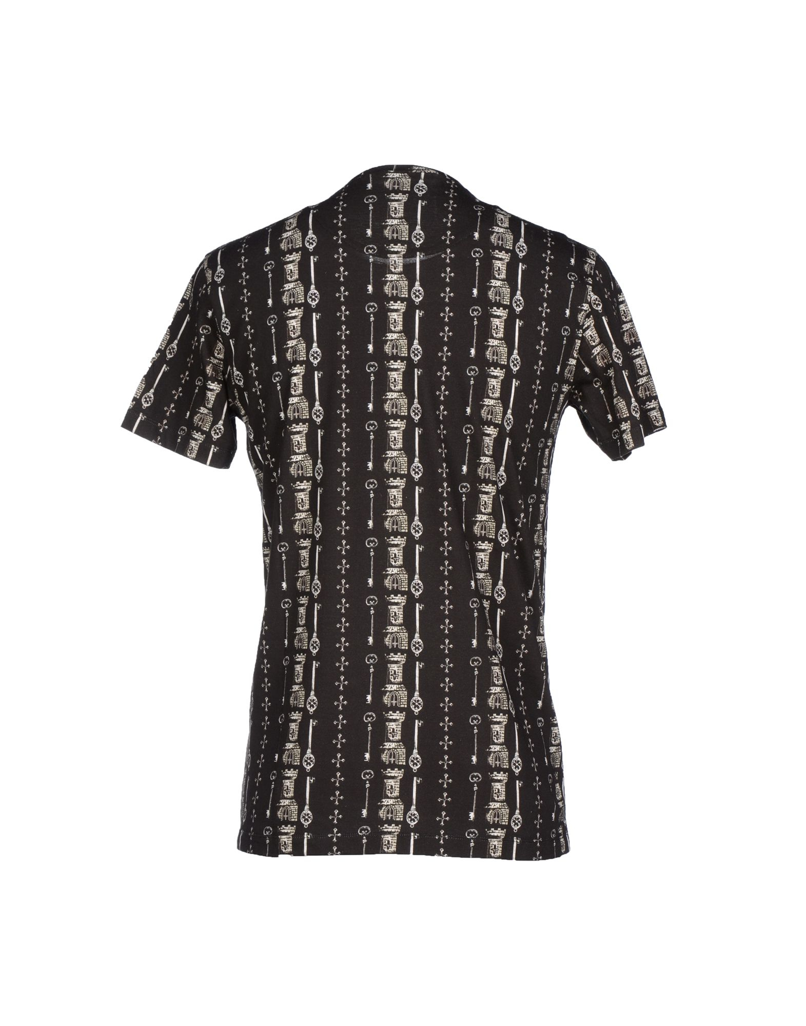 dolce gabbana t shirt in black for men lyst. Black Bedroom Furniture Sets. Home Design Ideas