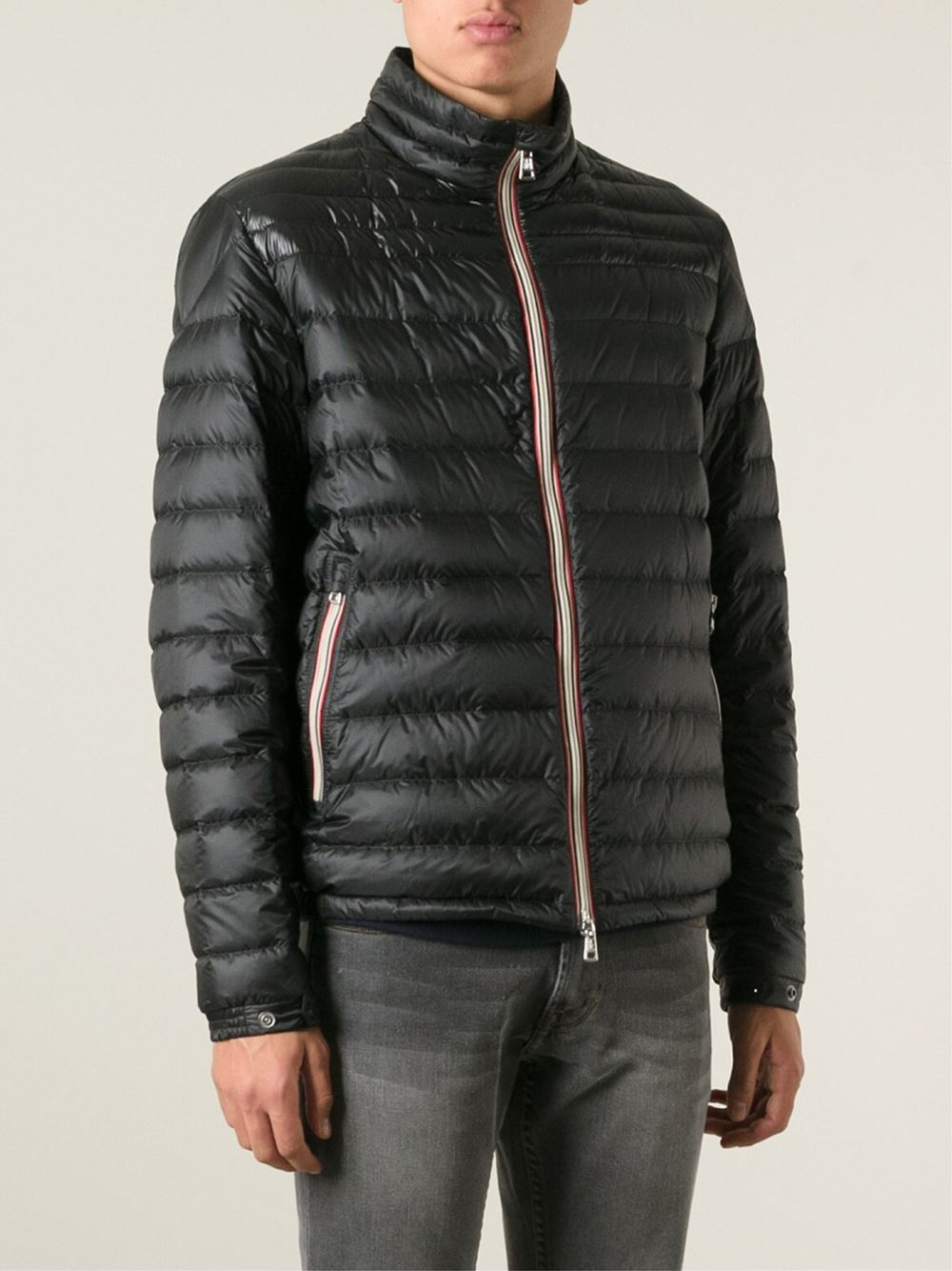 moncler daniel padded jacket black