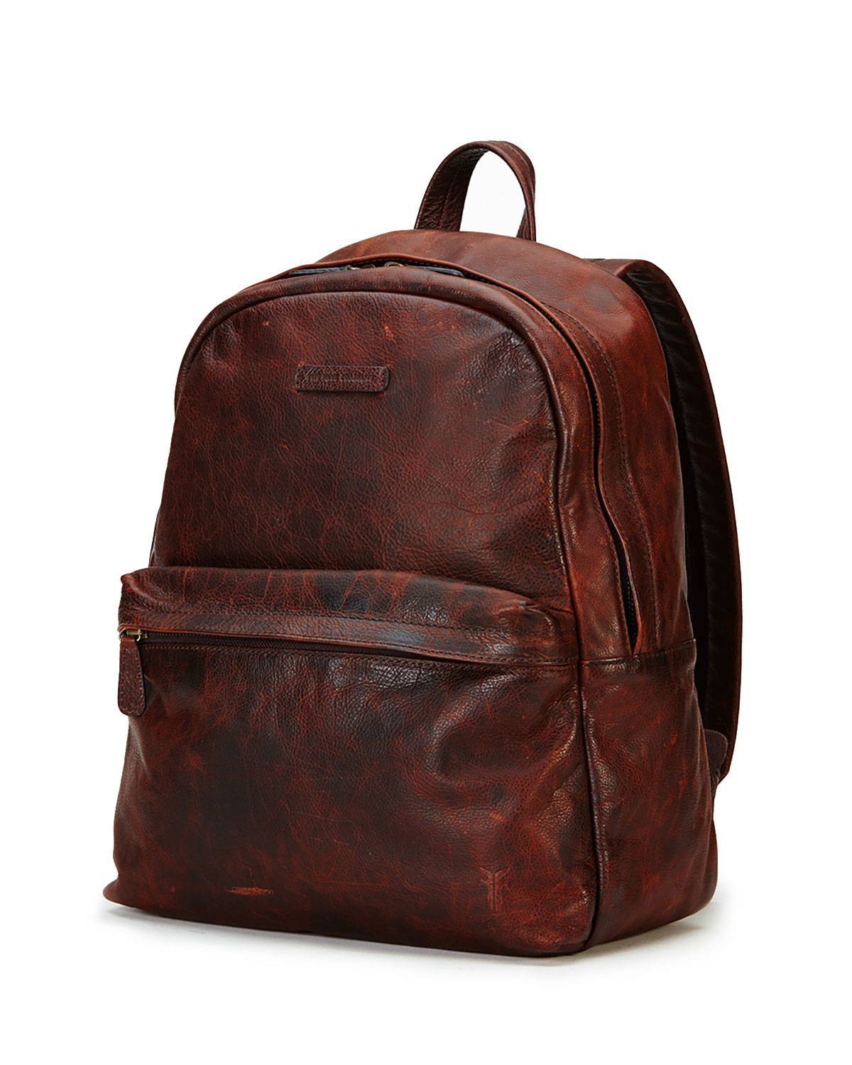 Frye Tyler Rugged Leather Backpack in Brown for Men | Lyst