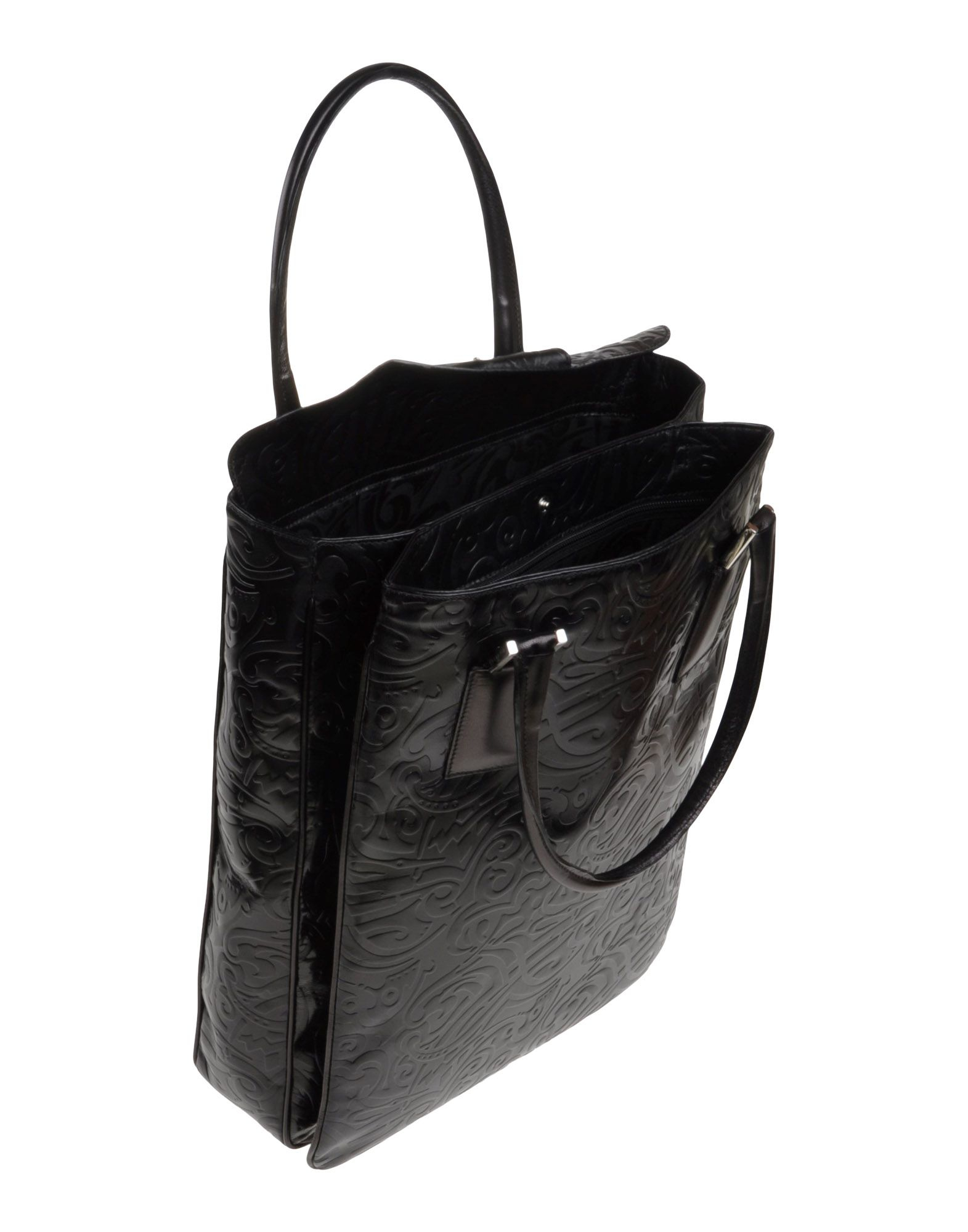 John richmond Handbag in Black for Men