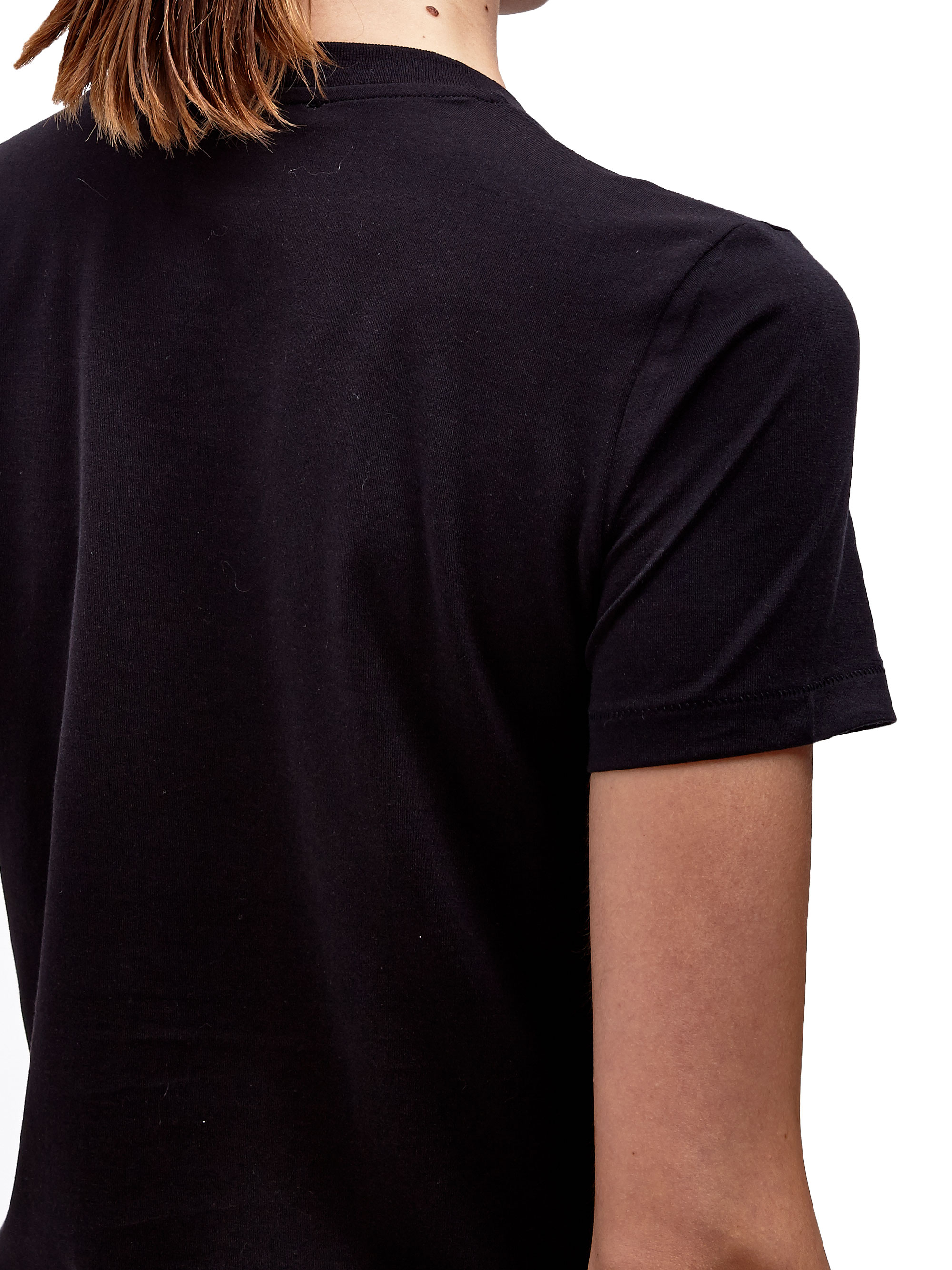 Lyst Acne Studios Womens Bliss Classic Crew Neck T Shirt