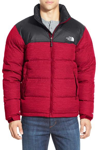 The North Face Nuptse Packable Quilted Goose Down Jacket