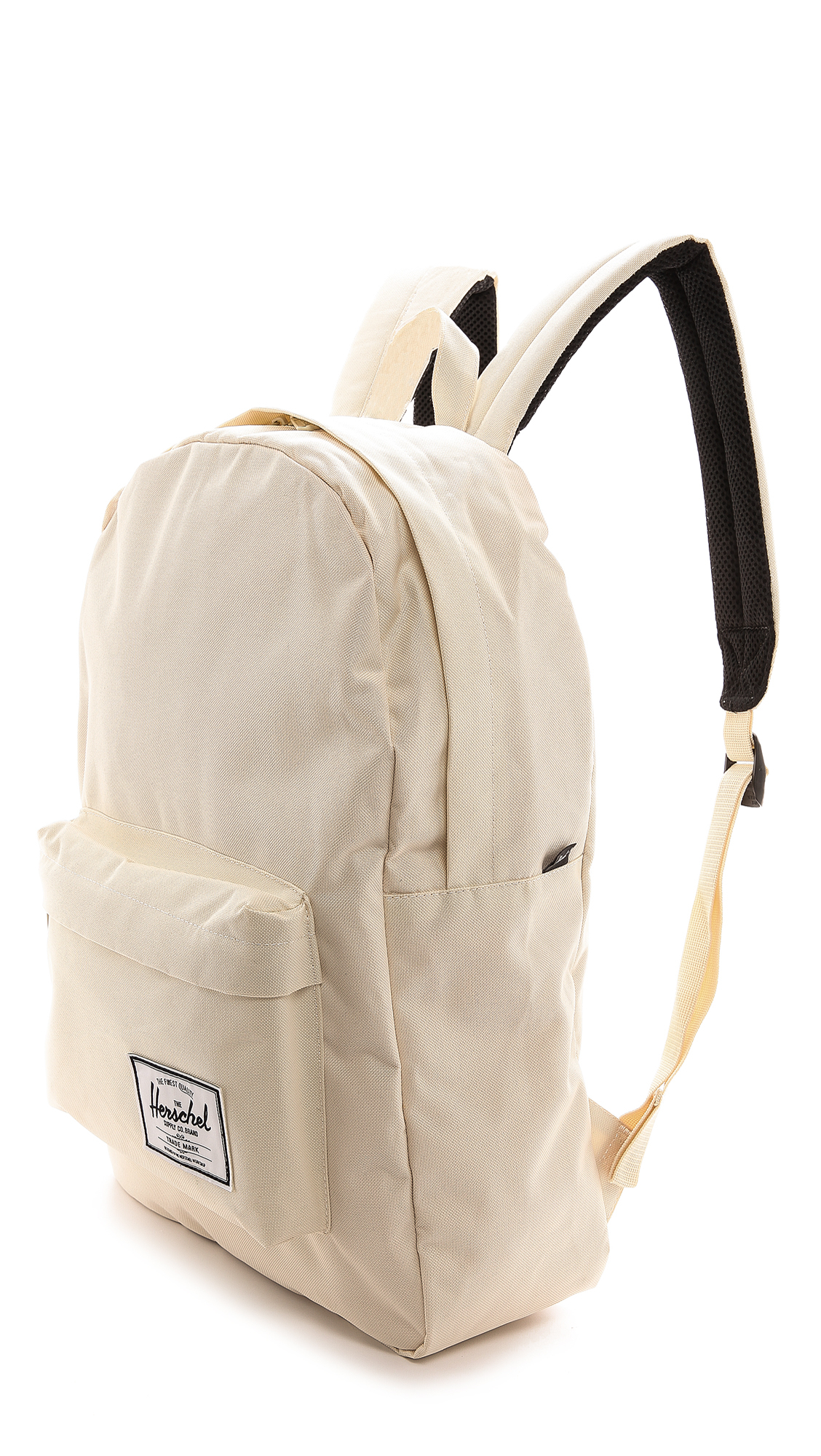 herschel supply co classic backpack in natural for men lyst. Black Bedroom Furniture Sets. Home Design Ideas