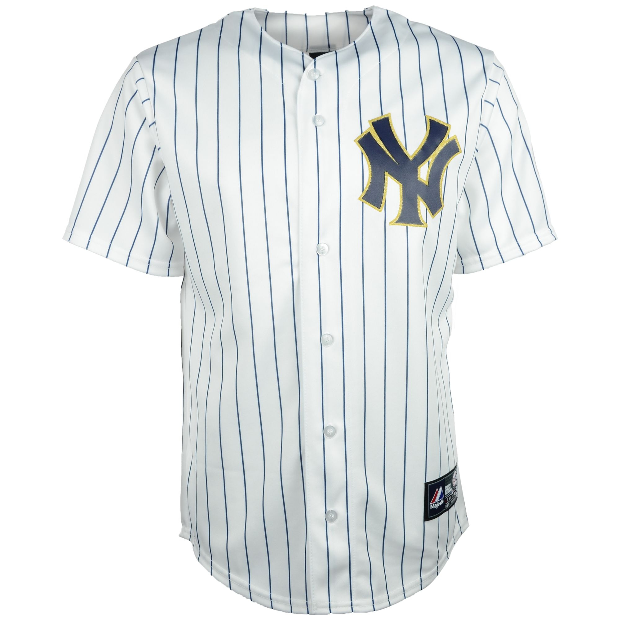825e42a19 Lyst - Majestic Mens Derek Jeter New York Yankees Commemorative ...