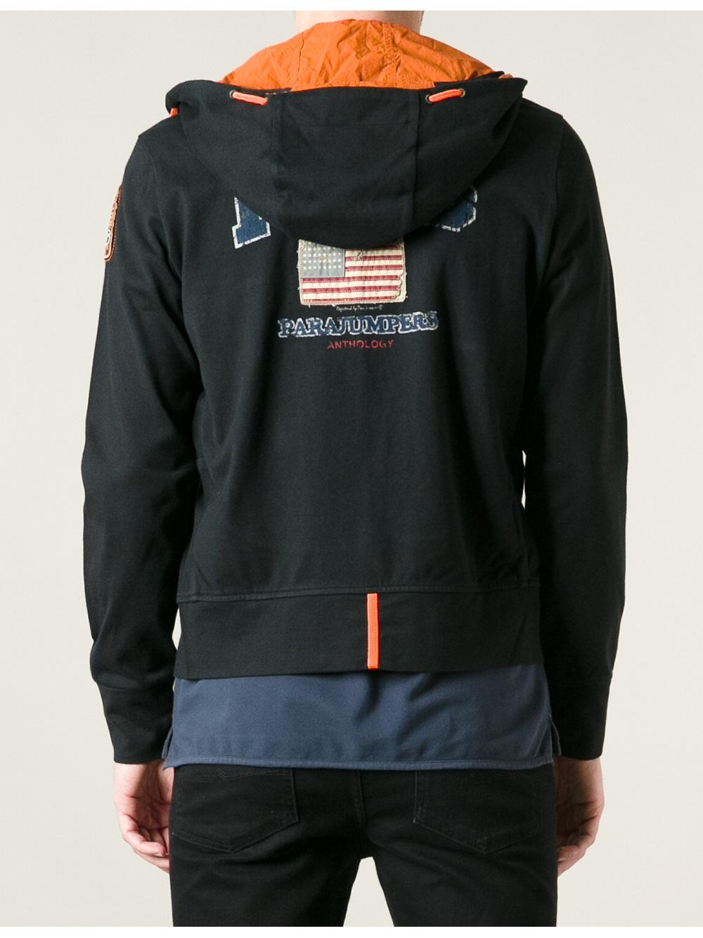 parajumpers hoodie