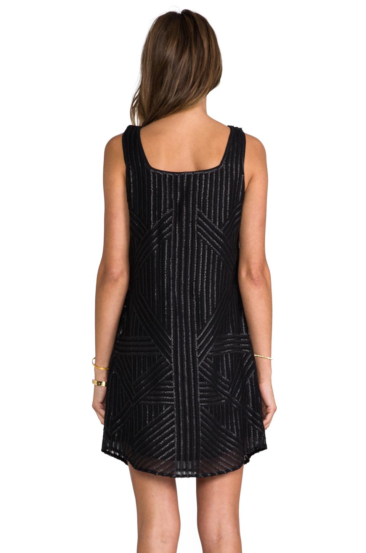 Rachel zoe Tilly Sequin Tank Dress in Black in Black  Lyst