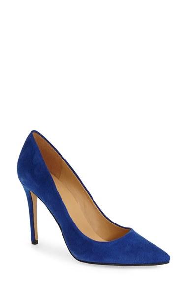 Urge Blue Suede Shoes